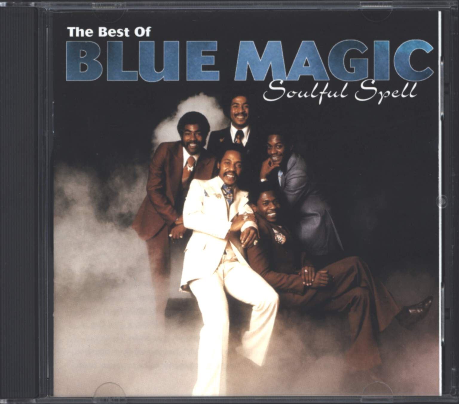 Blue Magic: The Best Of Blue Magic: Soulful Spell, CD