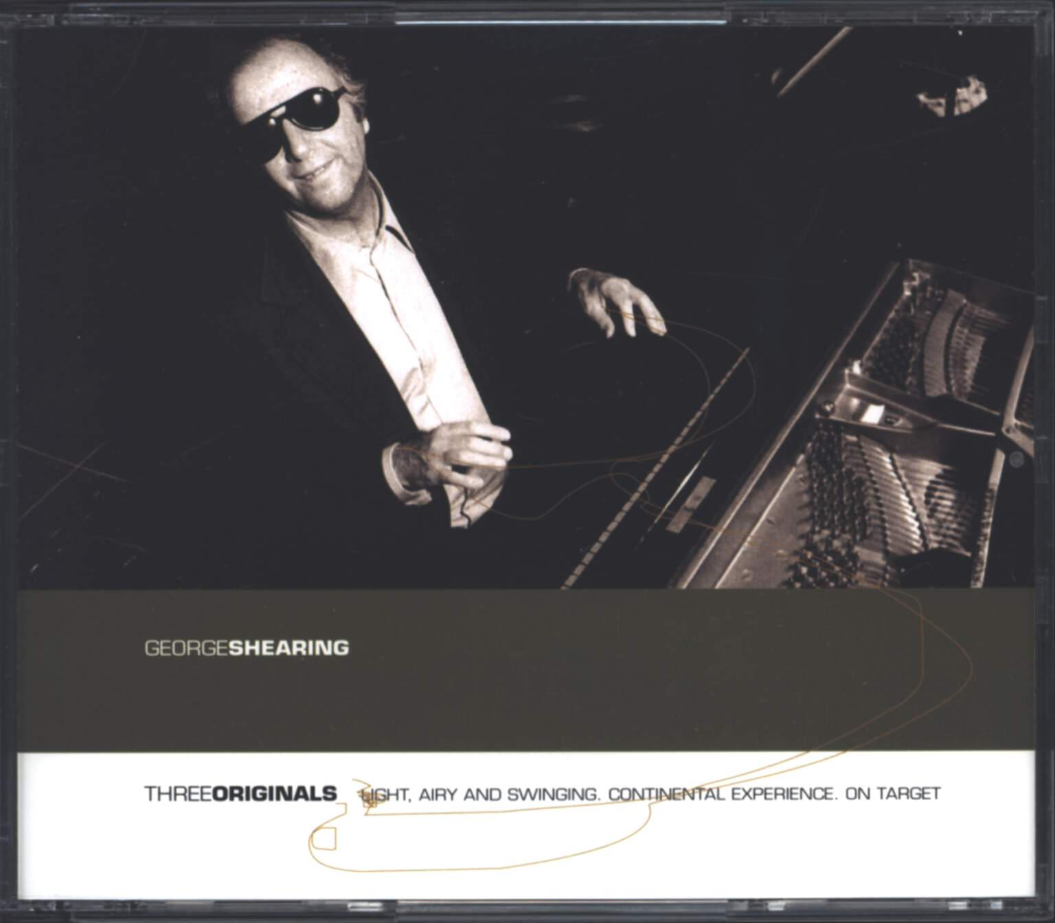 George Shearing: Three Originals, CD