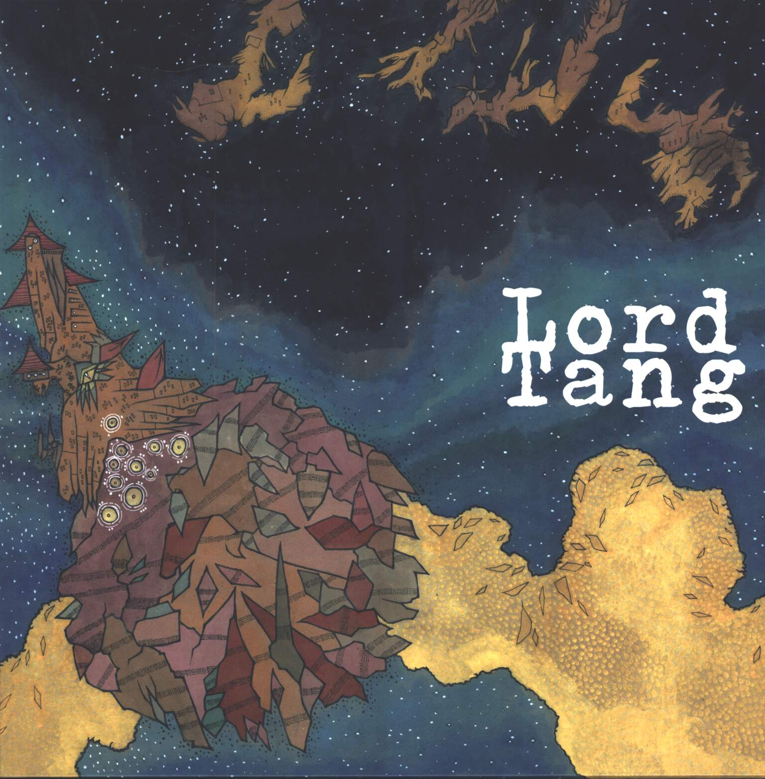 Lord Tang: Hello, LP (Vinyl)