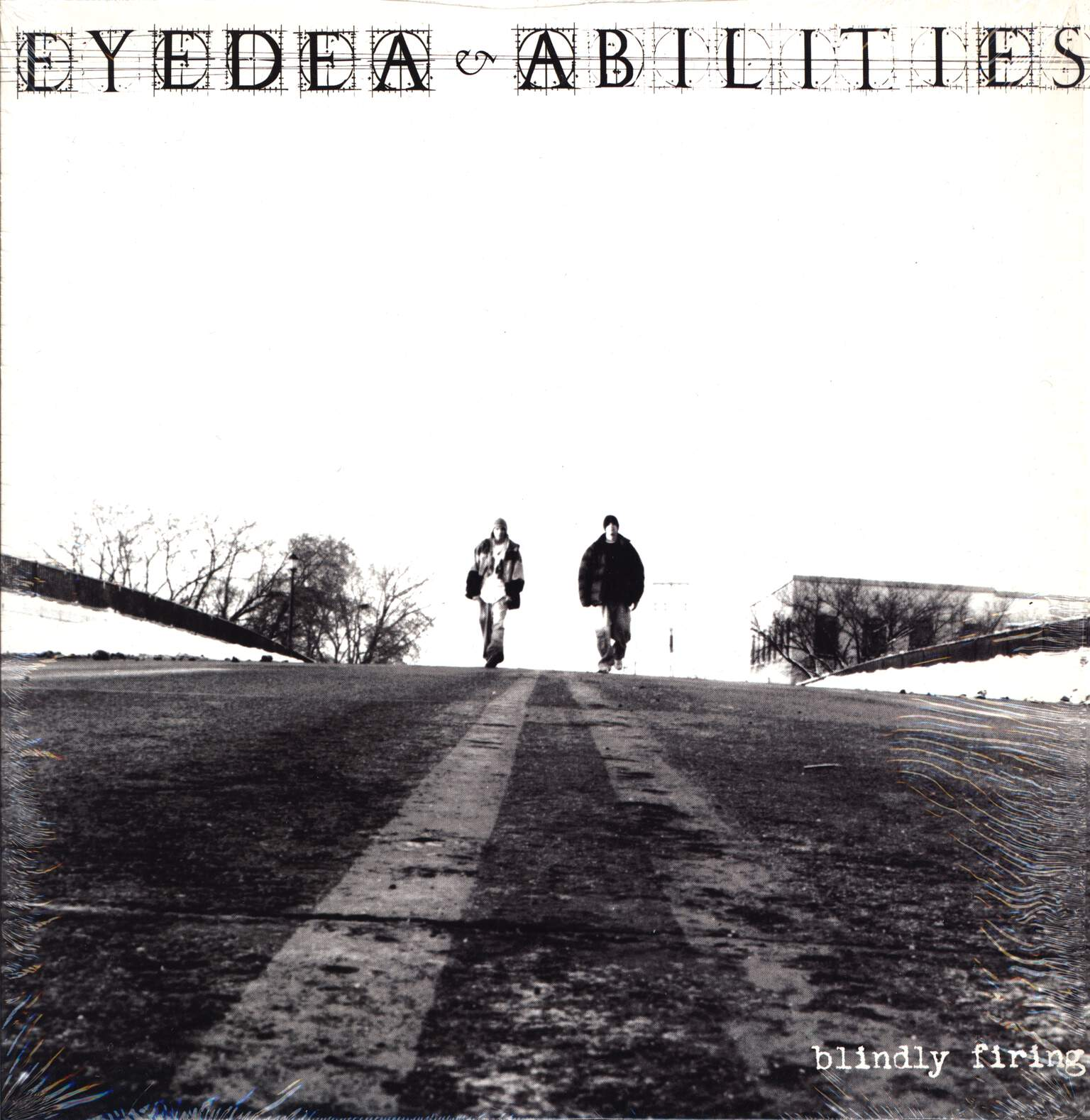"Eyedea & Abilities: Blindly Firing, 12"" Maxi Single (Vinyl)"