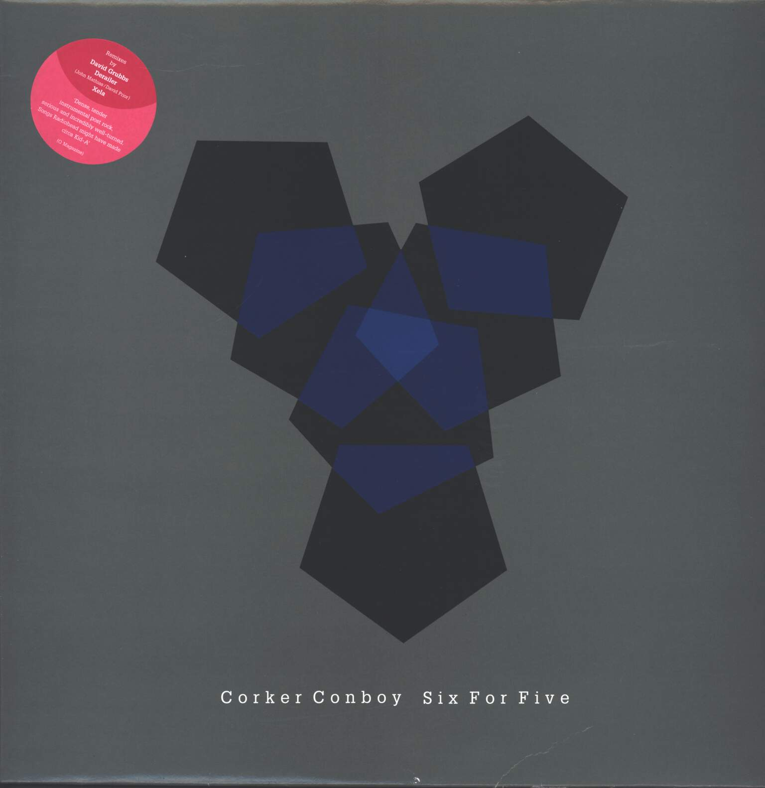 "Corker / Conboy: Six For Five, 12"" Maxi Single (Vinyl)"