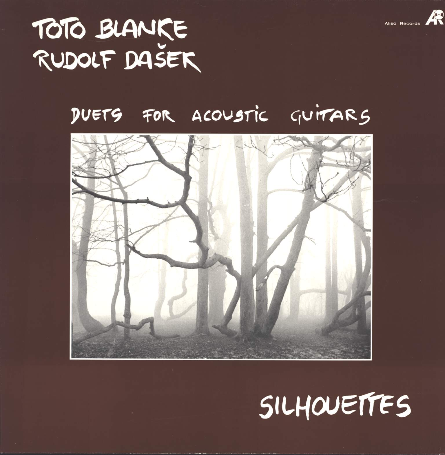 Toto Blanke: Silhouettes - Duets For Acoustic Guitars, LP (Vinyl)