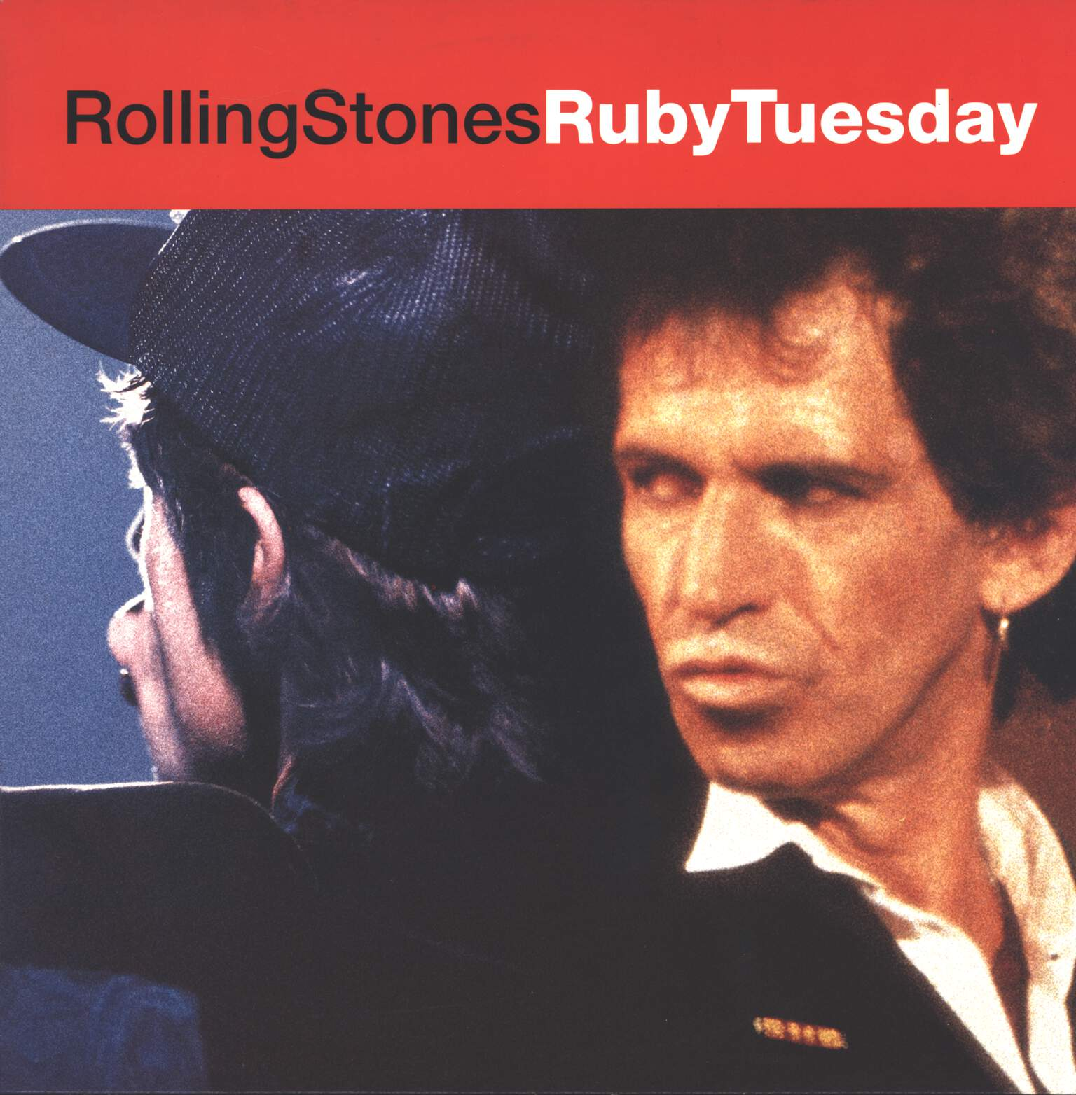 "The Rolling Stones: Ruby Tuesday (Live), 12"" Maxi Single (Vinyl)"