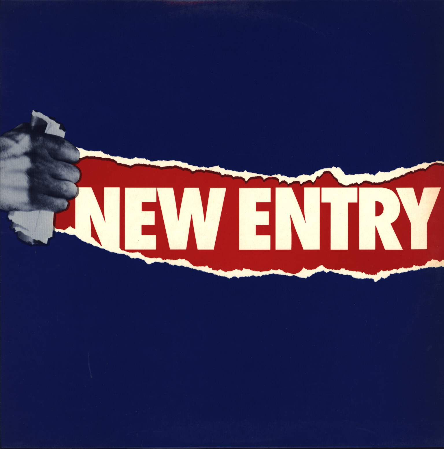 New Entry: New Entry, LP (Vinyl)