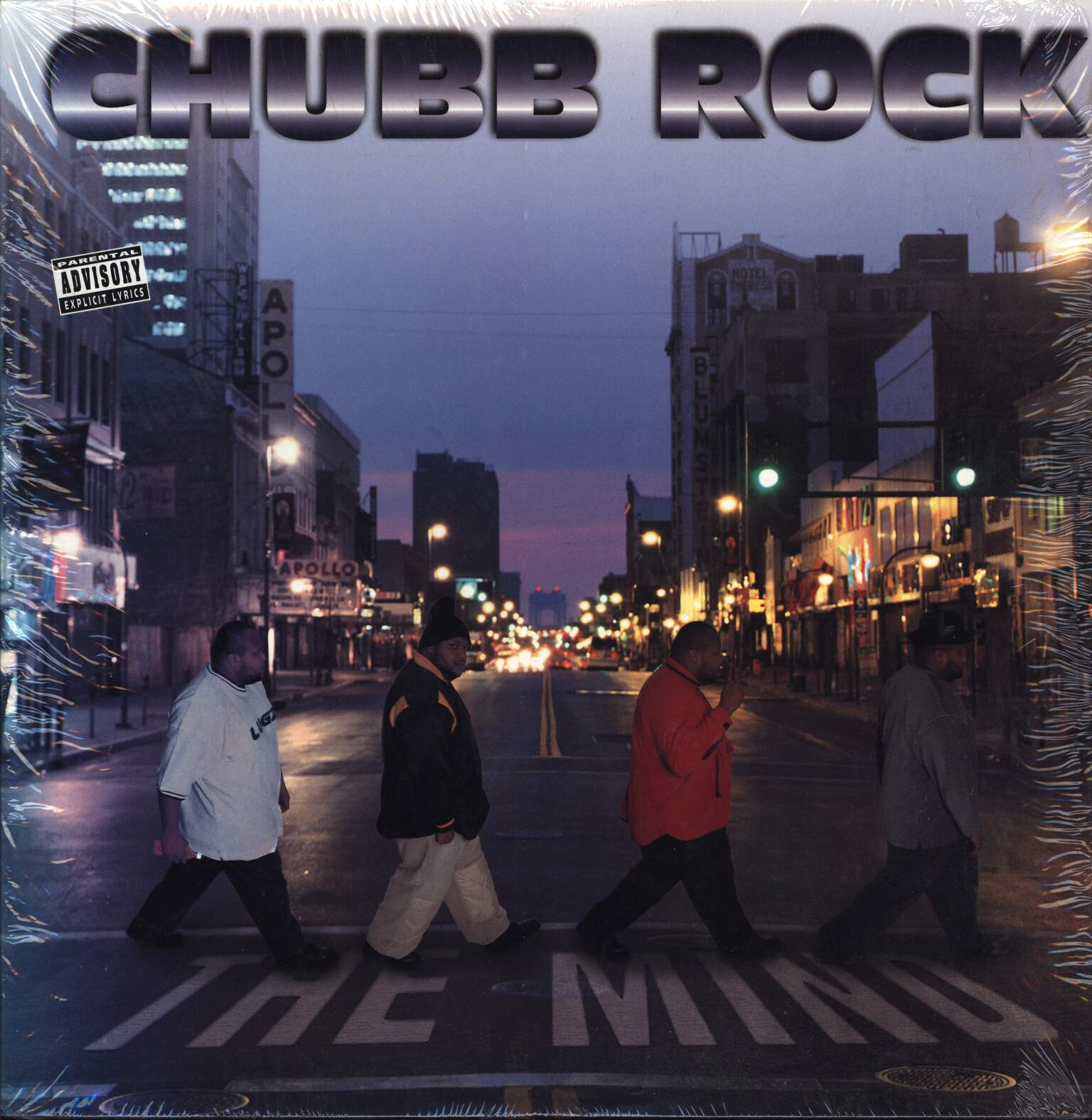 Chubb Rock: The Mind, LP (Vinyl)