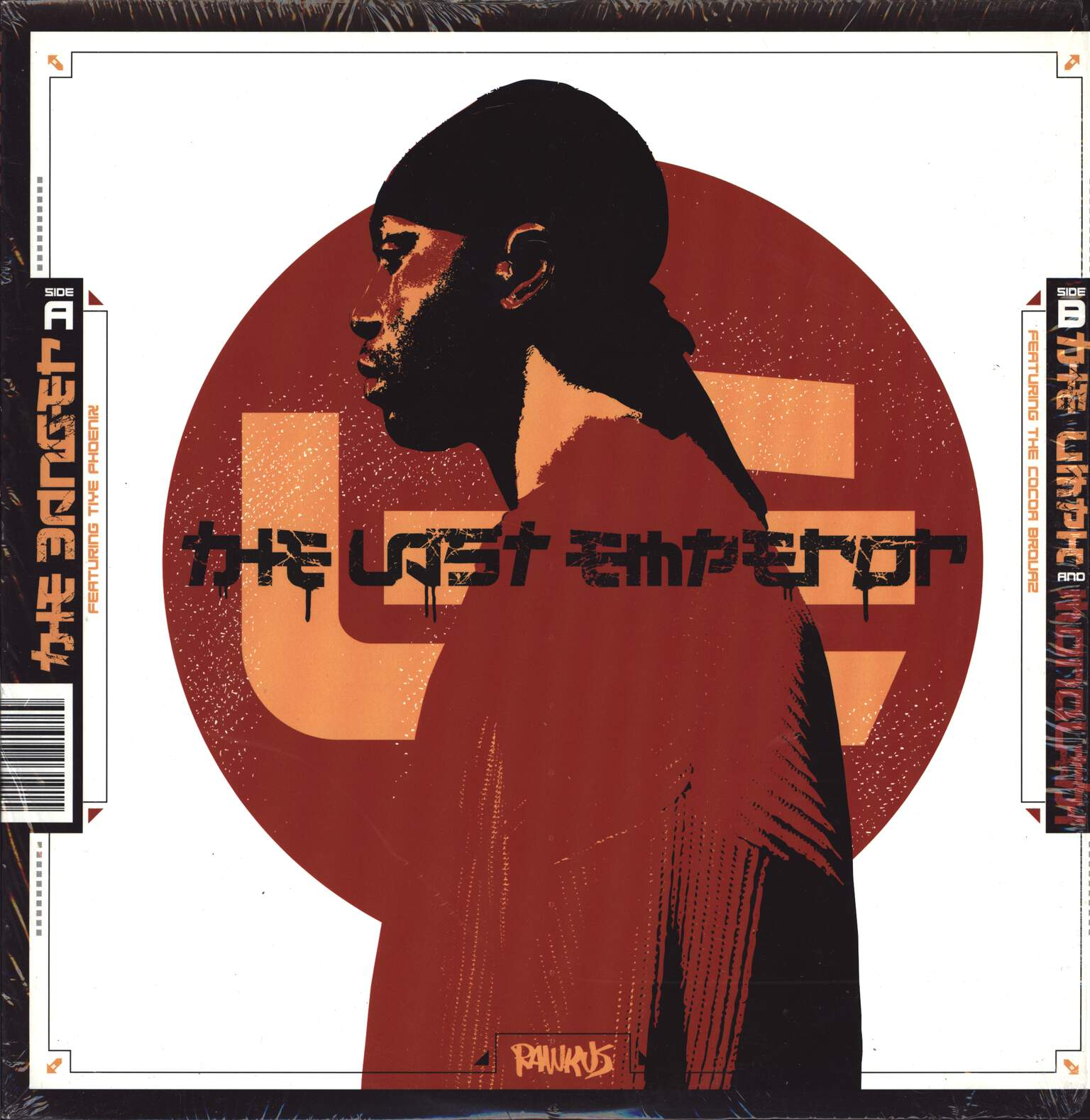 "The Last Emperor: The Banger / The Umph, 12"" Maxi Single (Vinyl)"