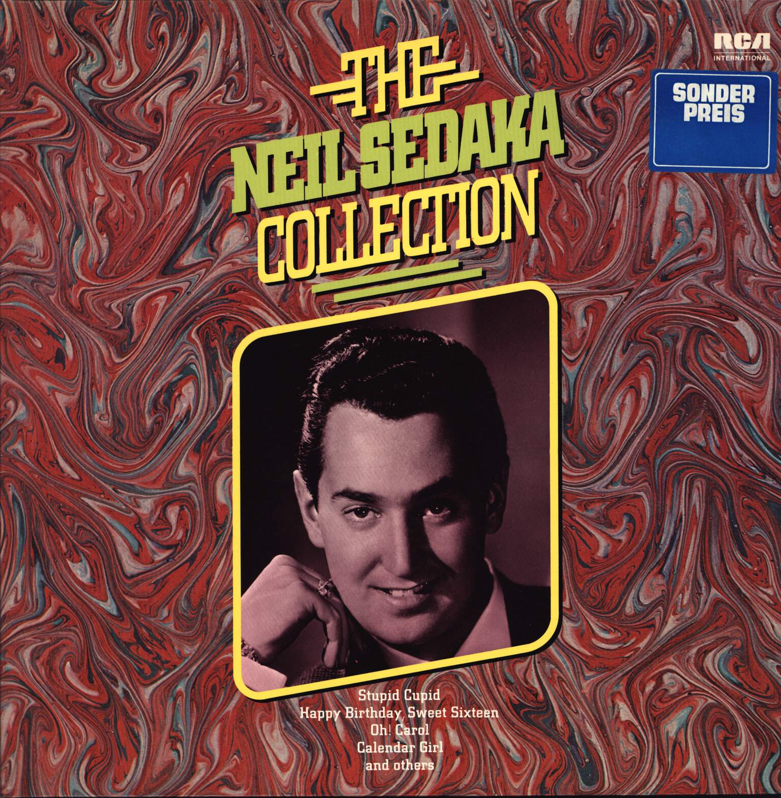 Neil Sedaka: The Neil Sedaka Collection, LP (Vinyl)