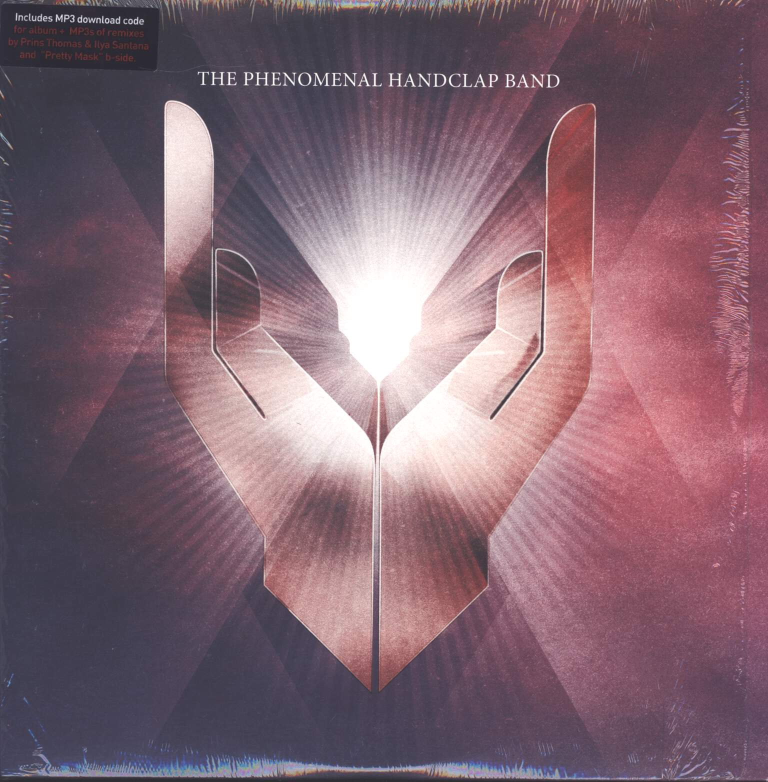The Phenomenal Handclap Band: The Phenomenal Handclap Band, LP (Vinyl)