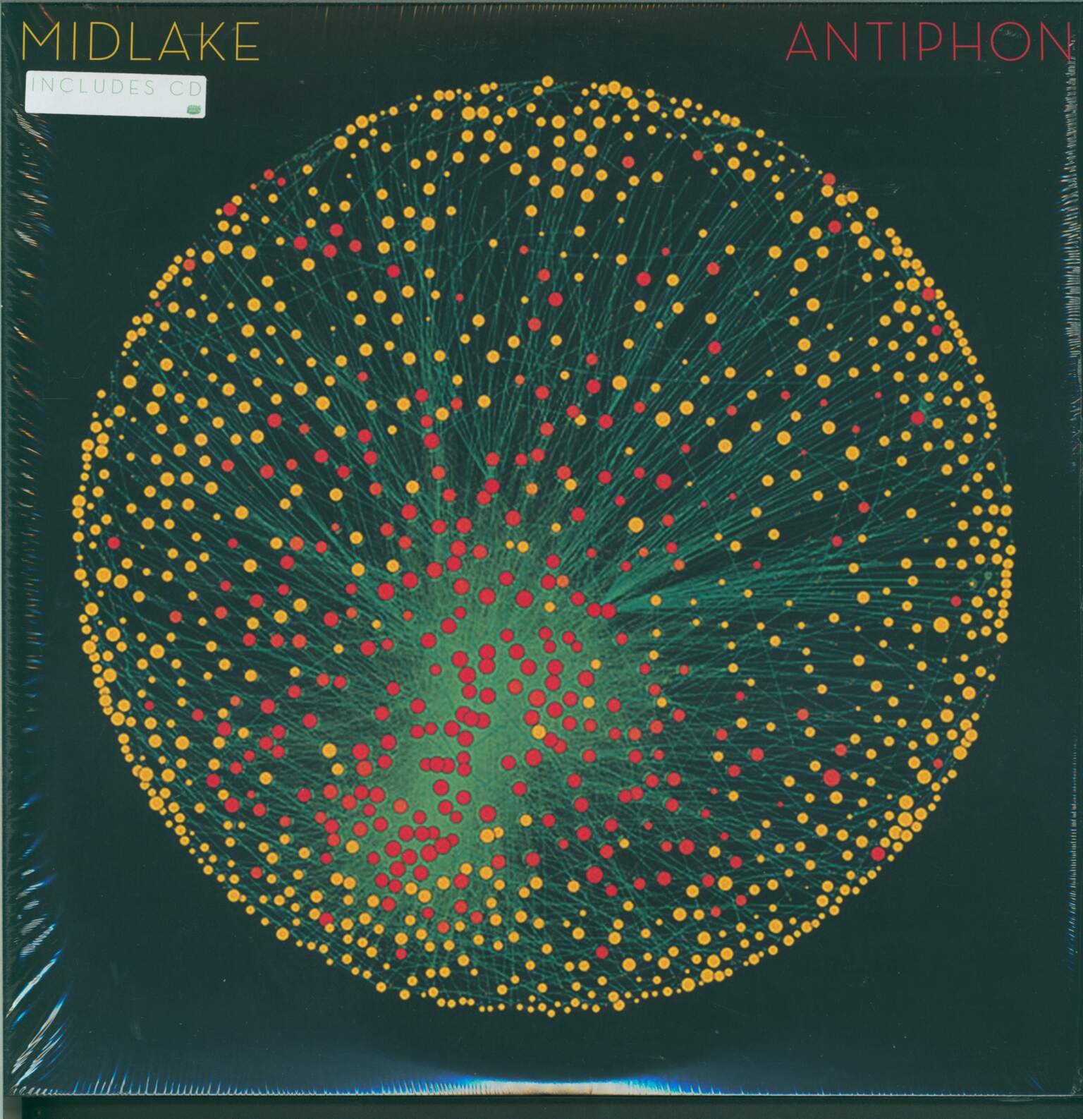 Midlake: Antiphon, LP (Vinyl)