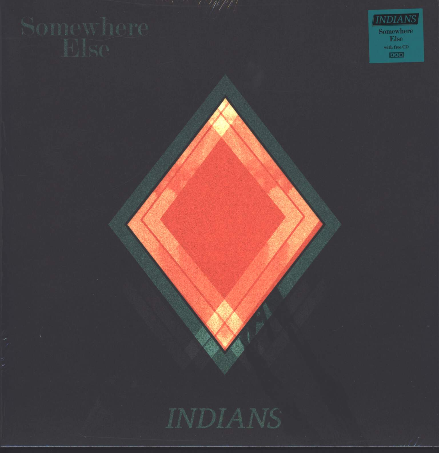 Indians: Somewhere Else, LP (Vinyl)