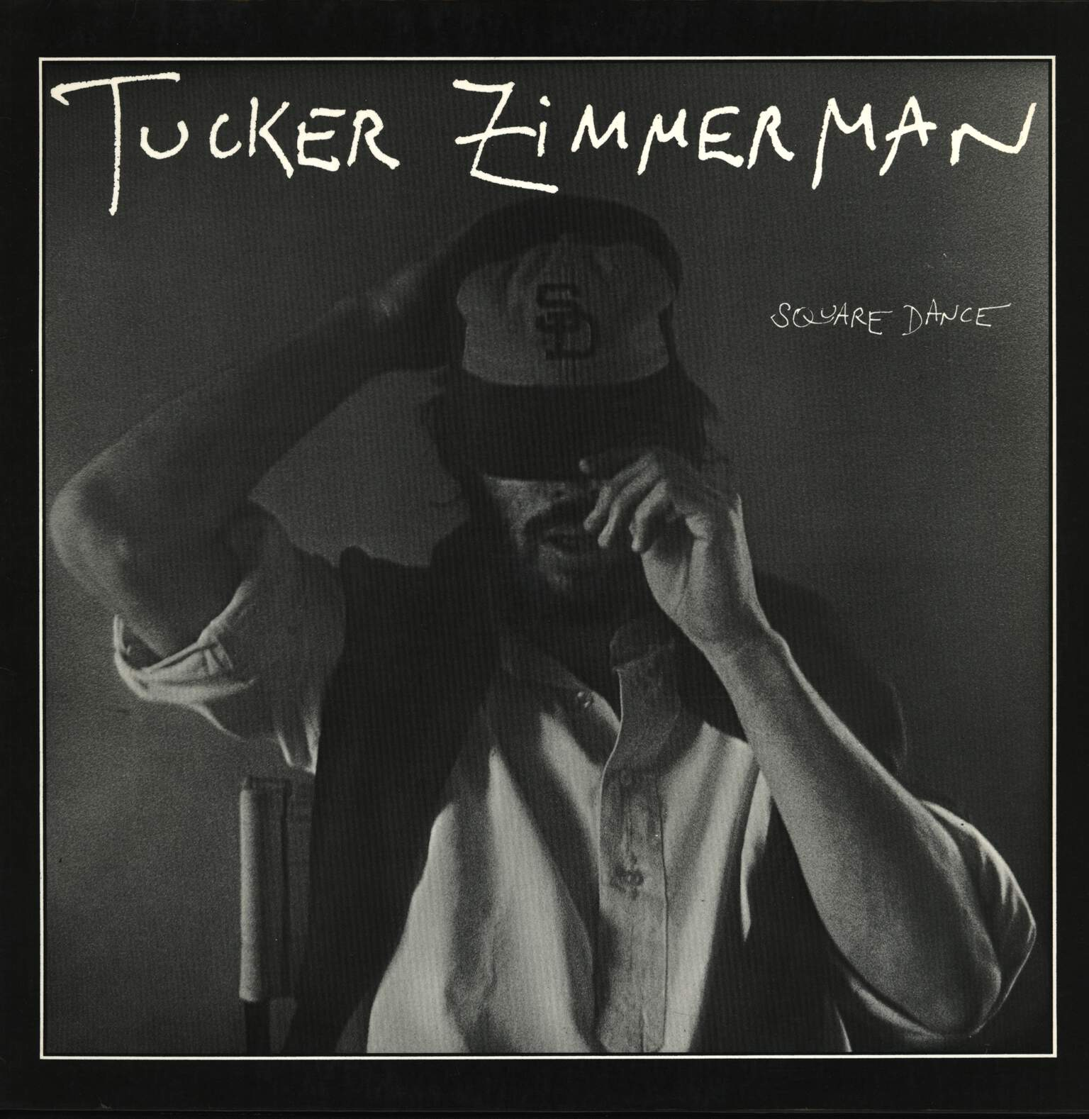 Tucker Zimmerman: Square Dance, LP (Vinyl)