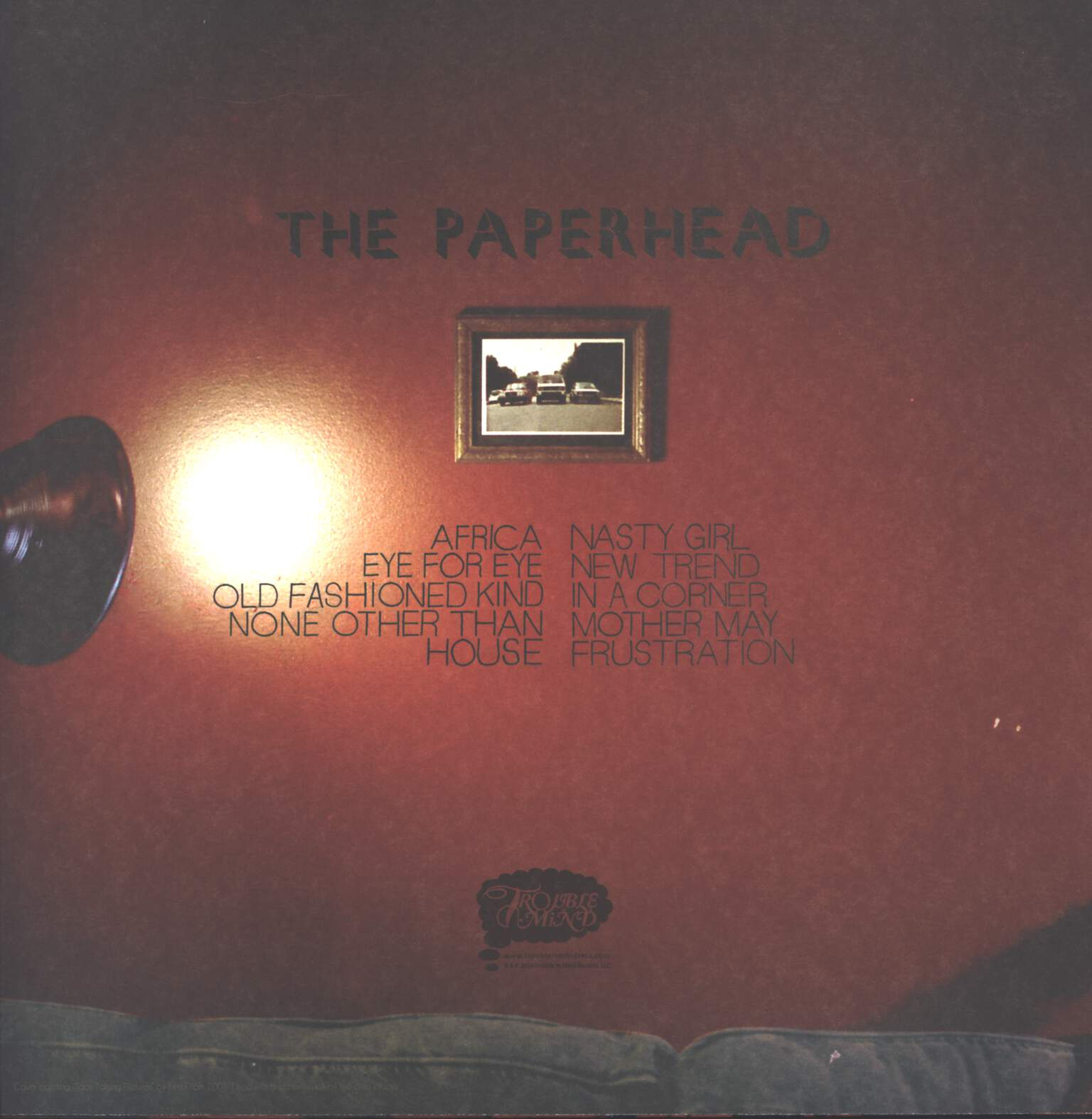 The Paperhead: Africa Avenue, LP (Vinyl)
