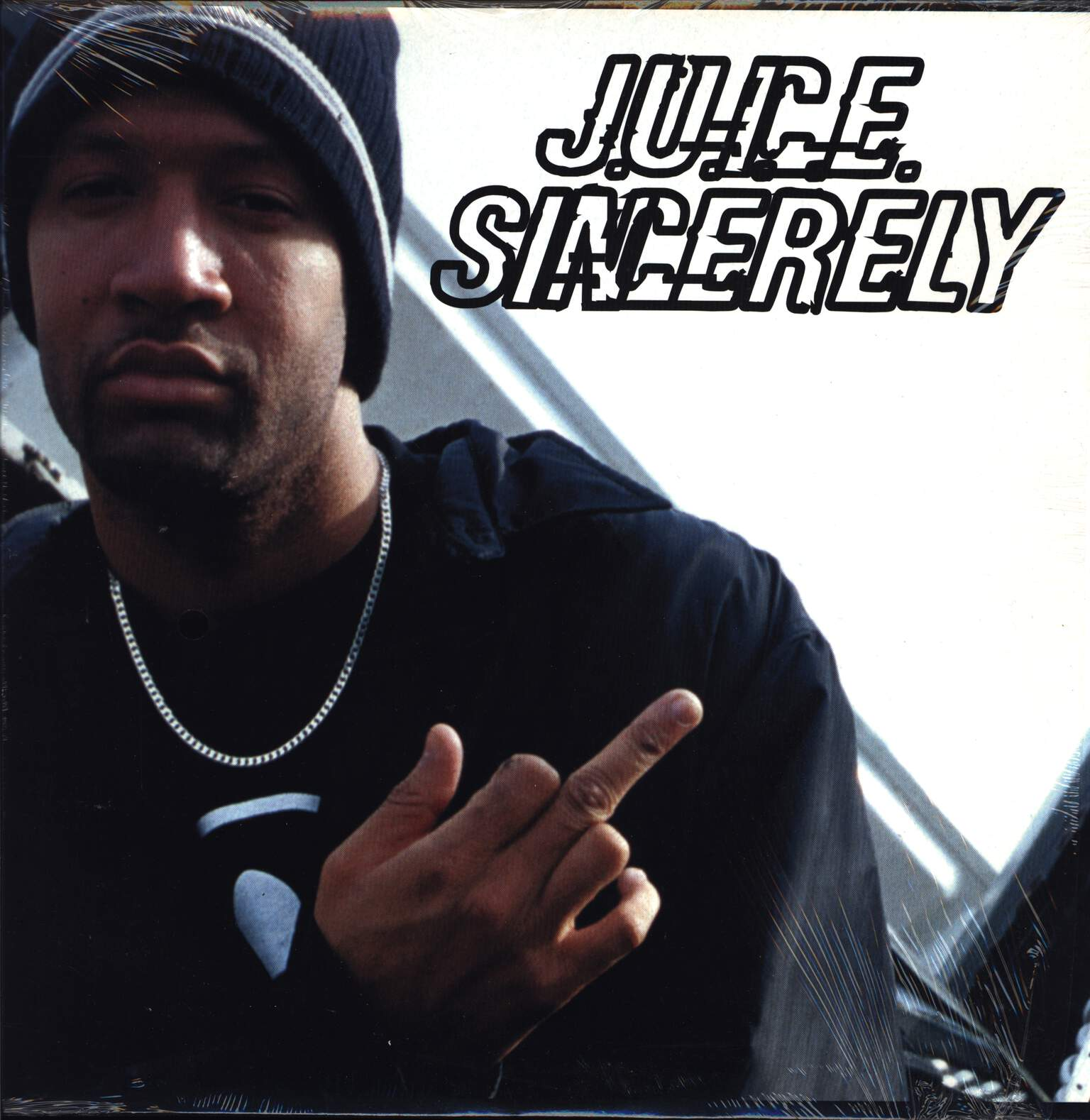 "J.U.I.C.E.: Sincerely, 12"" Maxi Single (Vinyl)"