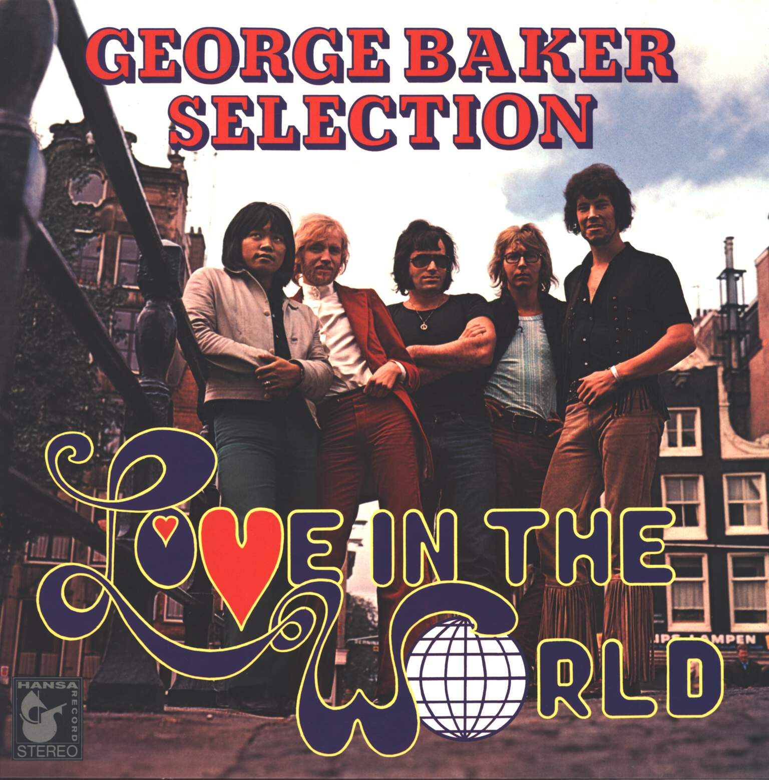 George Baker Selection: Love In The World, LP (Vinyl)