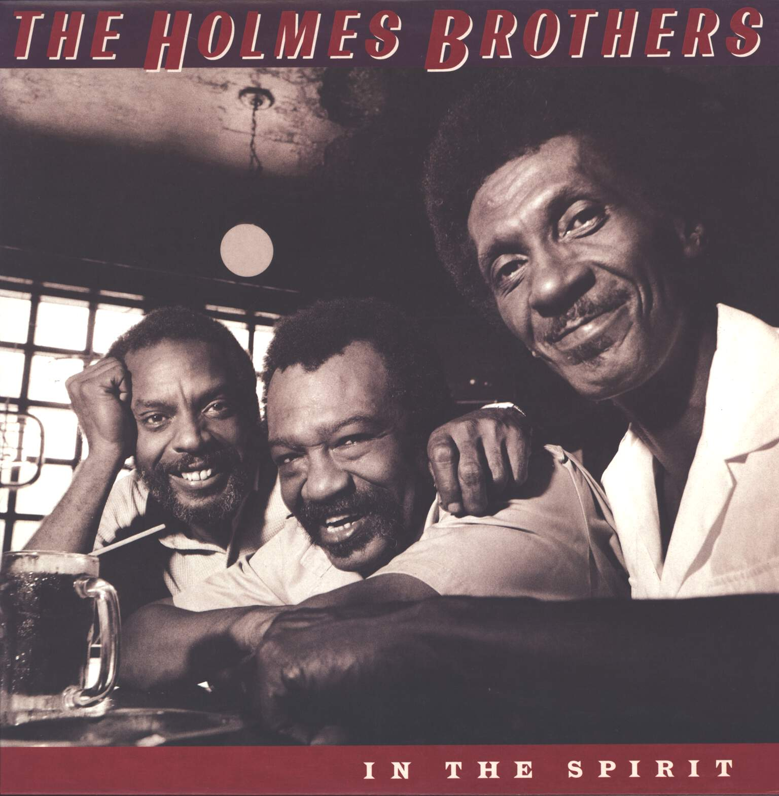 The Holmes Brothers: In The Spirit, LP (Vinyl)