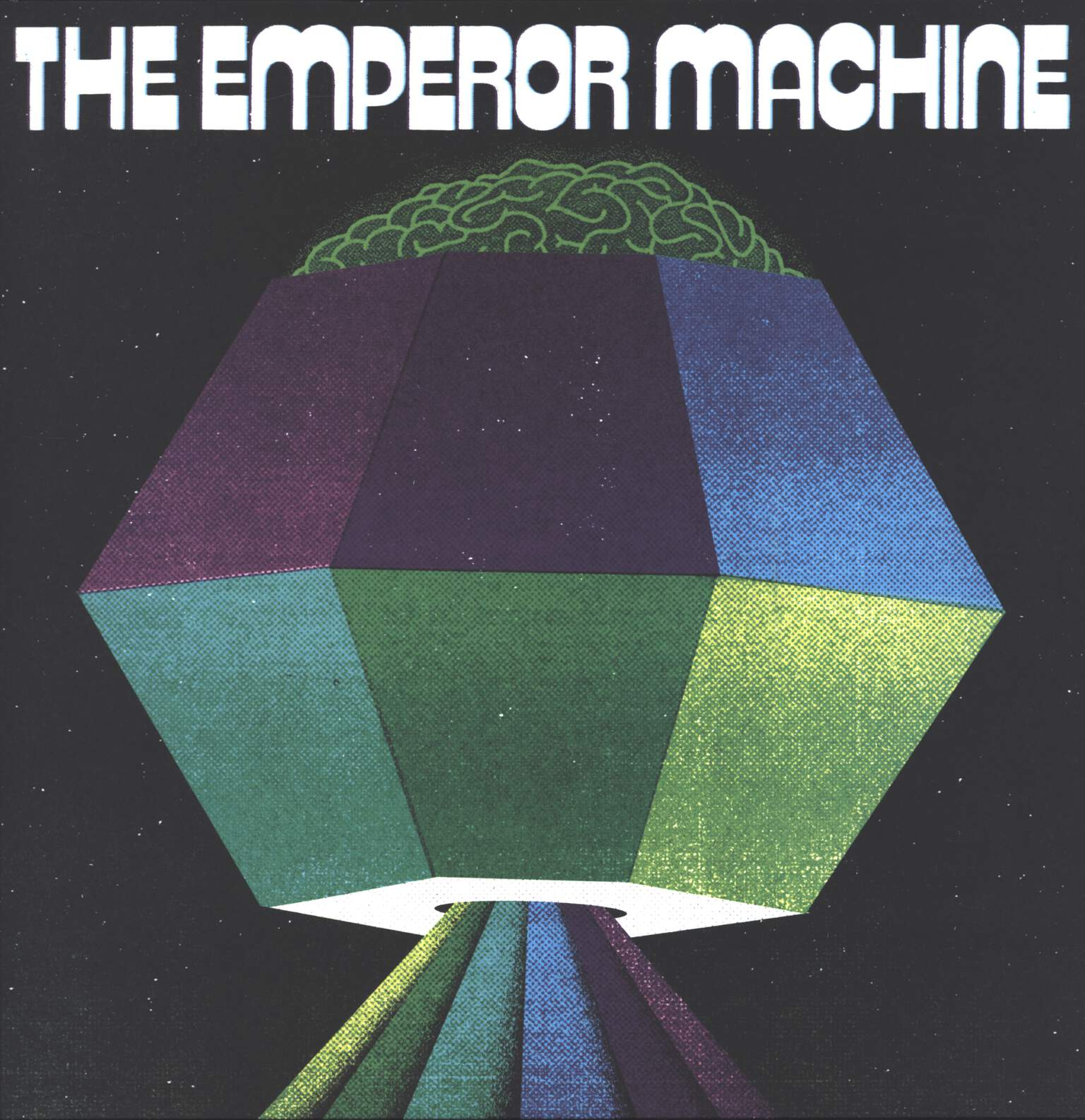 "The Emperor Machine: Vertical Tones & Horizontal Noise Part 6, 12"" Maxi Single (Vinyl)"