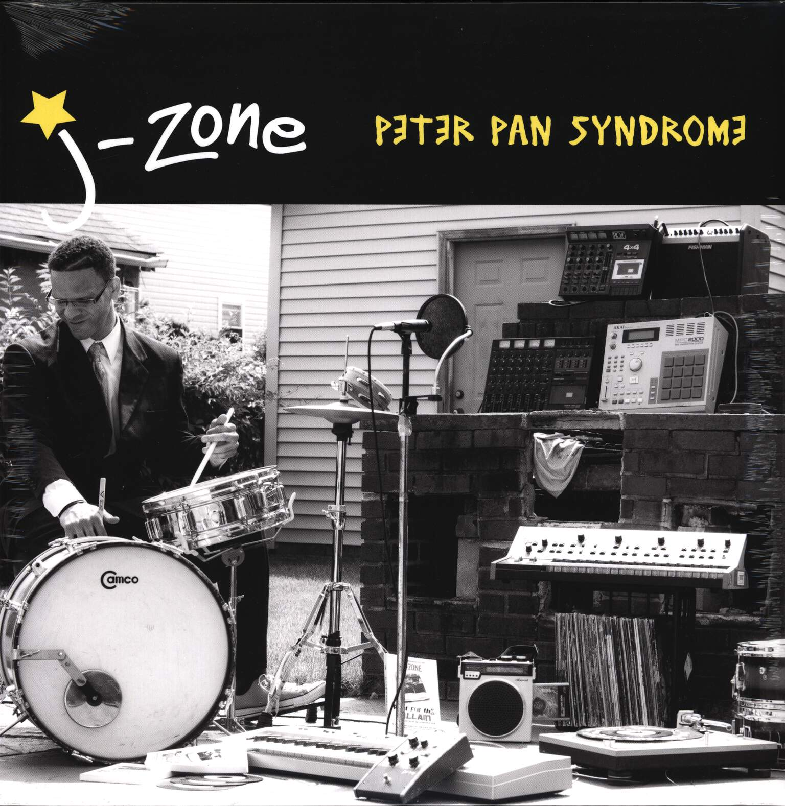 J-Zone: Peter Pan Syndrome, LP (Vinyl)