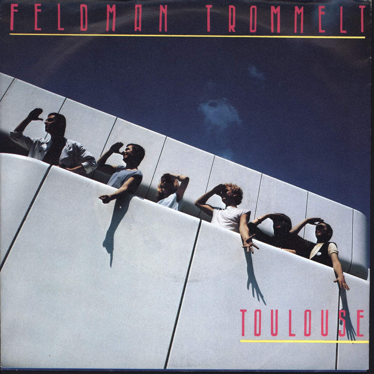 "Feltman Trommelt: Toulouse, 7"" Single (Vinyl)"