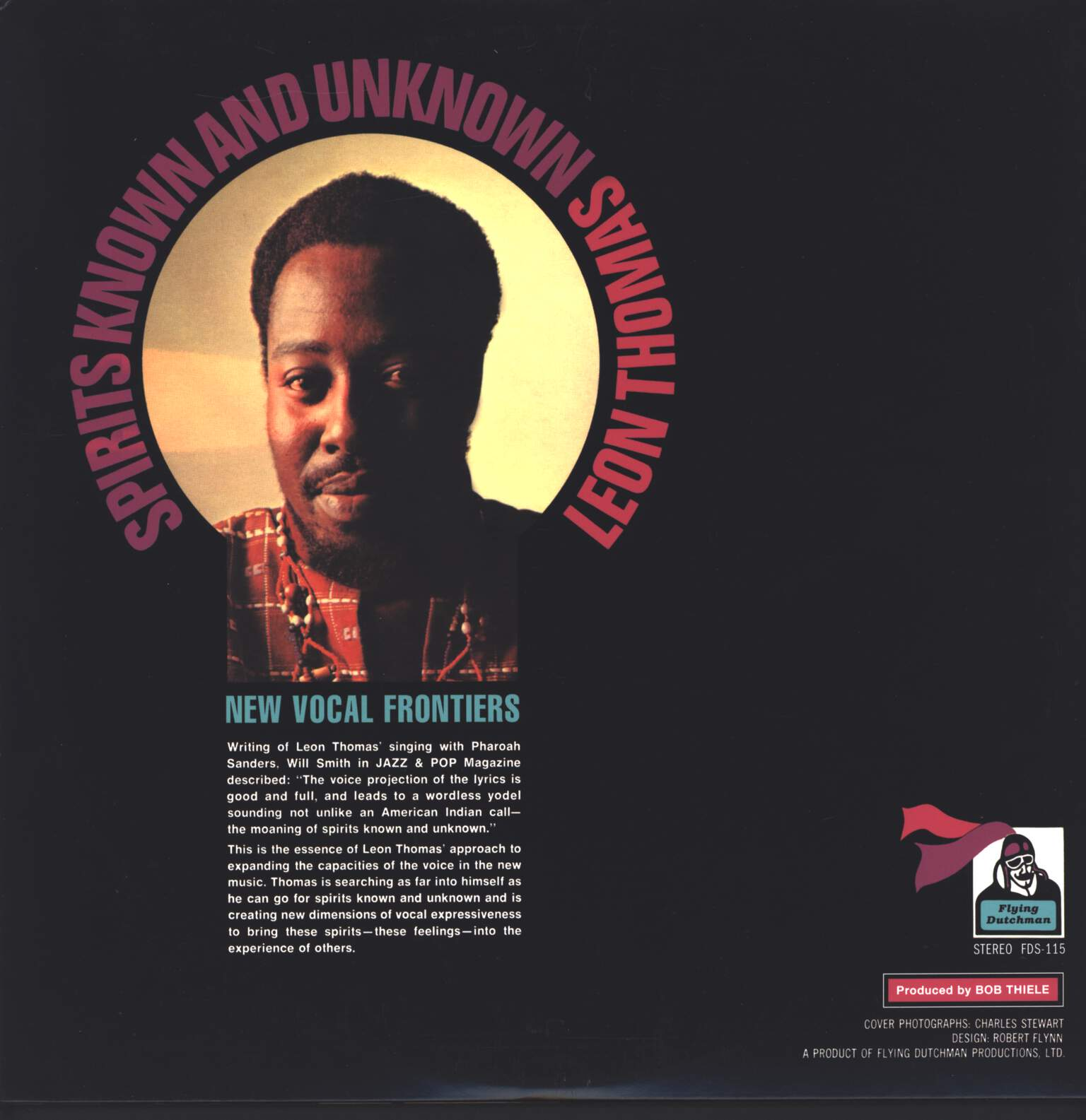 Leon Thomas: Spirits Known And Unknown, LP (Vinyl)
