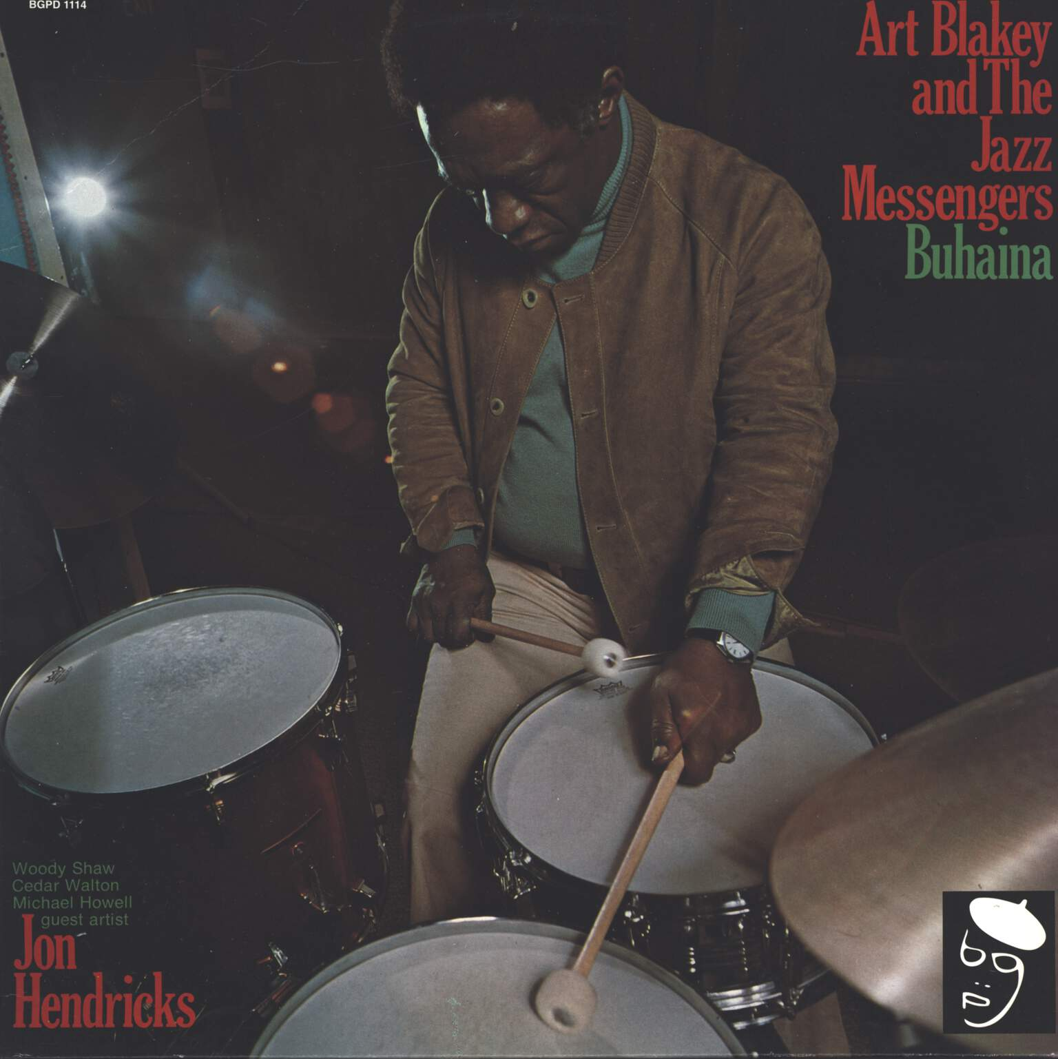 Art Blakey & The Jazz Messengers: Buhaina, LP (Vinyl)