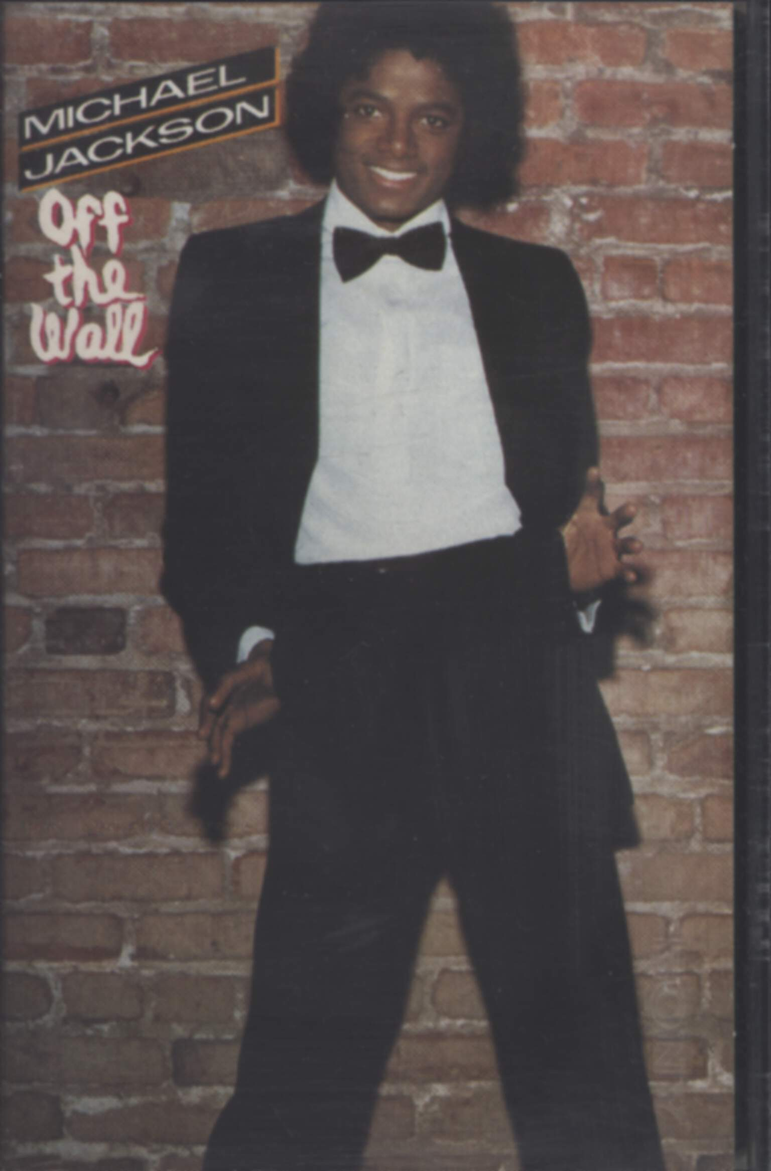 Michael Jackson: Off The Wall, Compact Cassette