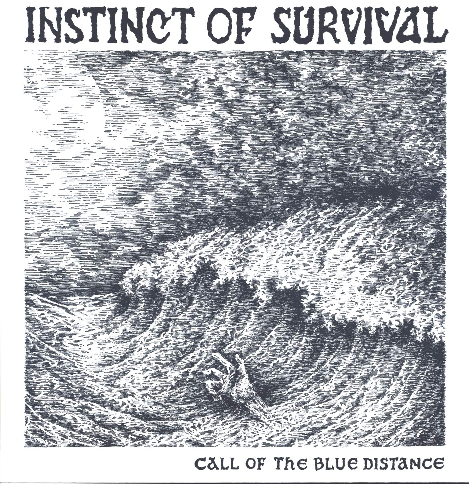 Instinct Of Survival: Call Of The Blue Distance, LP (Vinyl)