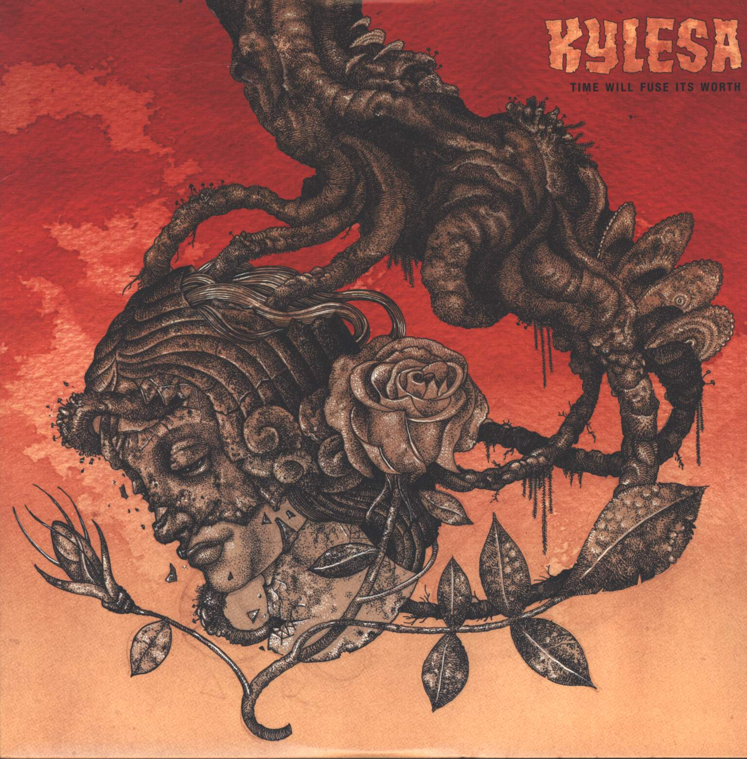 Kylesa: Time Will Fuse Its Worth, LP (Vinyl)