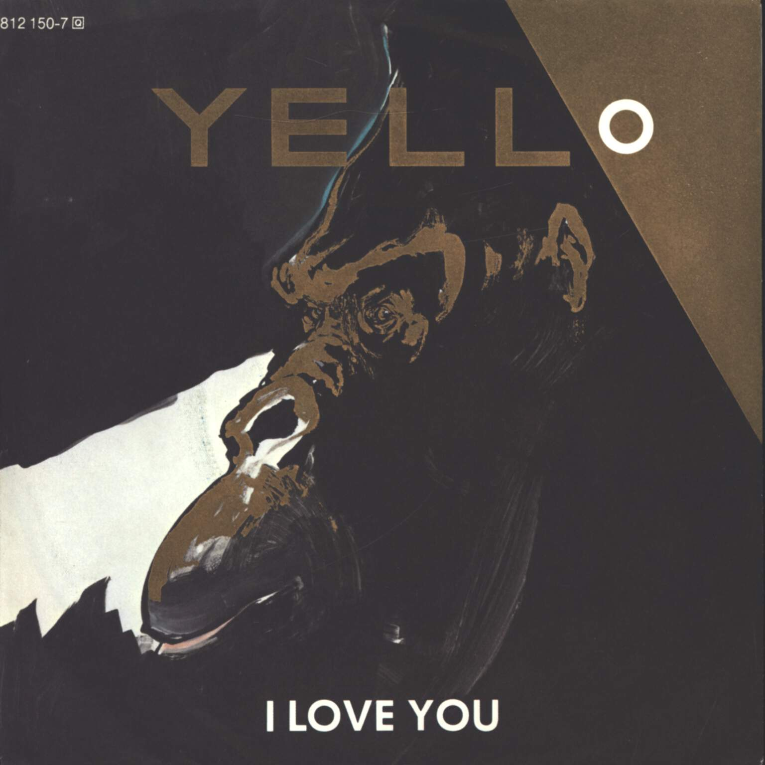 "Yello: I Love You, 7"" Single (Vinyl)"