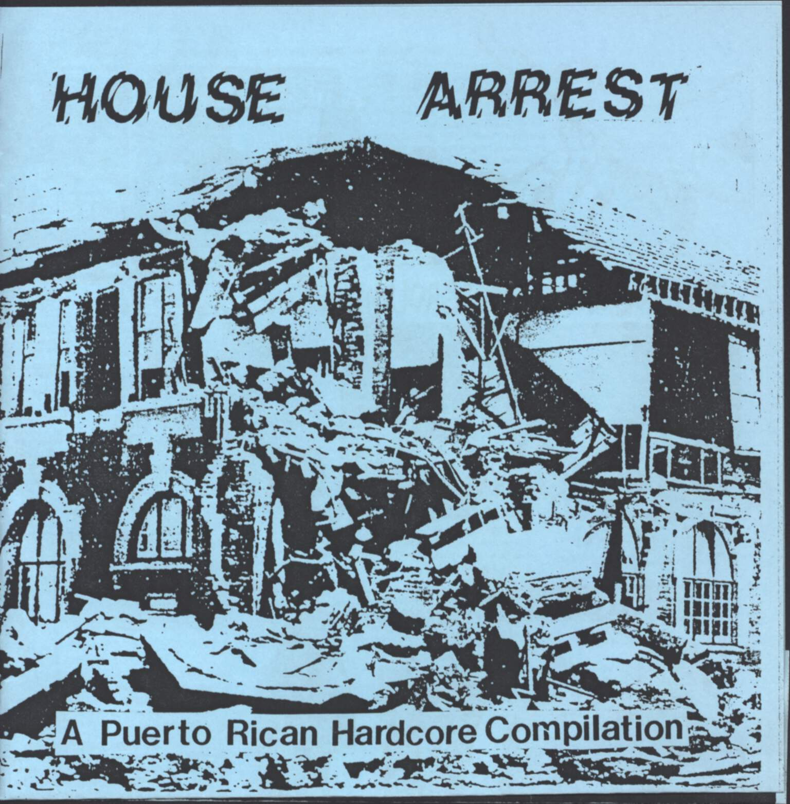 "Various: House Arrest, 7"" Single (Vinyl)"