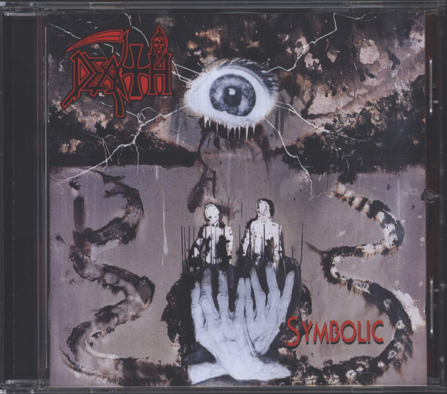 Death: Symbolic, CD