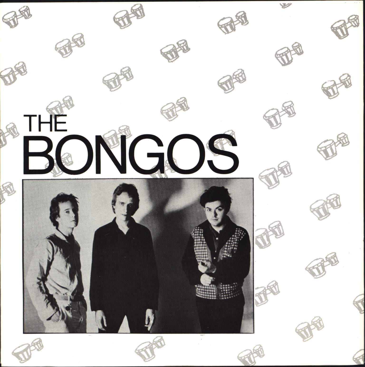"The Bongos: Telephoto Lens, 7"" Single (Vinyl)"