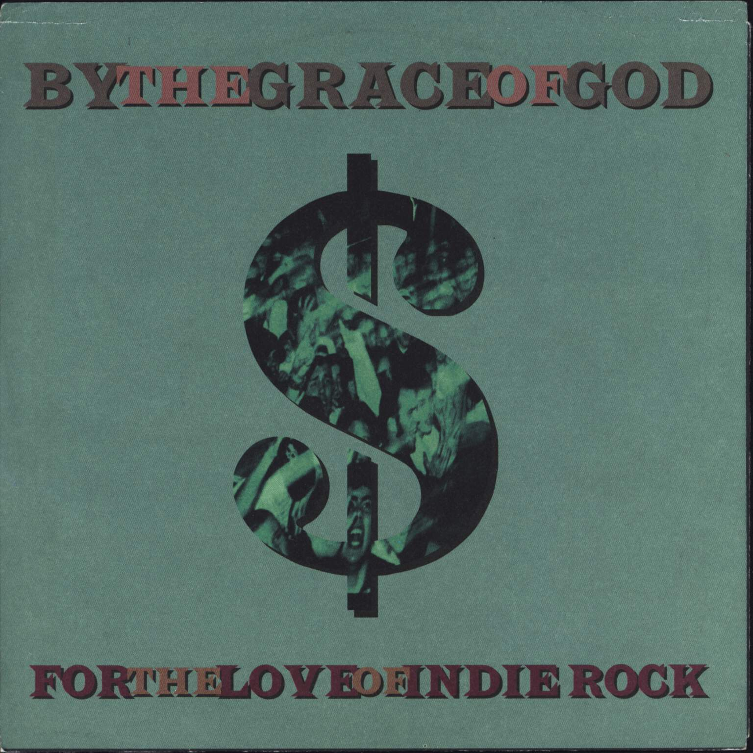"By the Grace Of God: For The Love Of Indie Rock, 7"" Single (Vinyl)"
