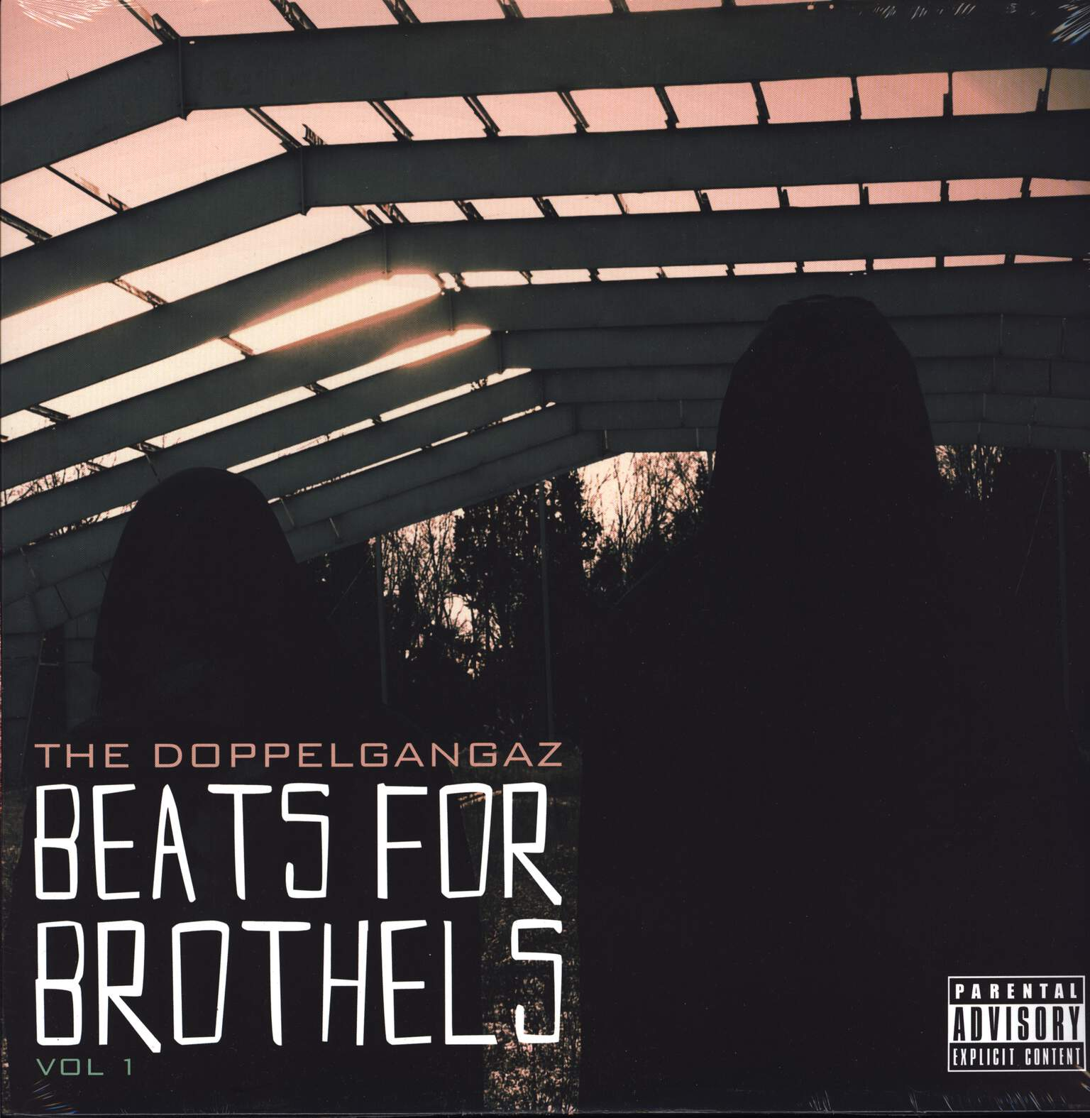The Doppelgangaz: Beats For Brothels Vol 1, LP (Vinyl)