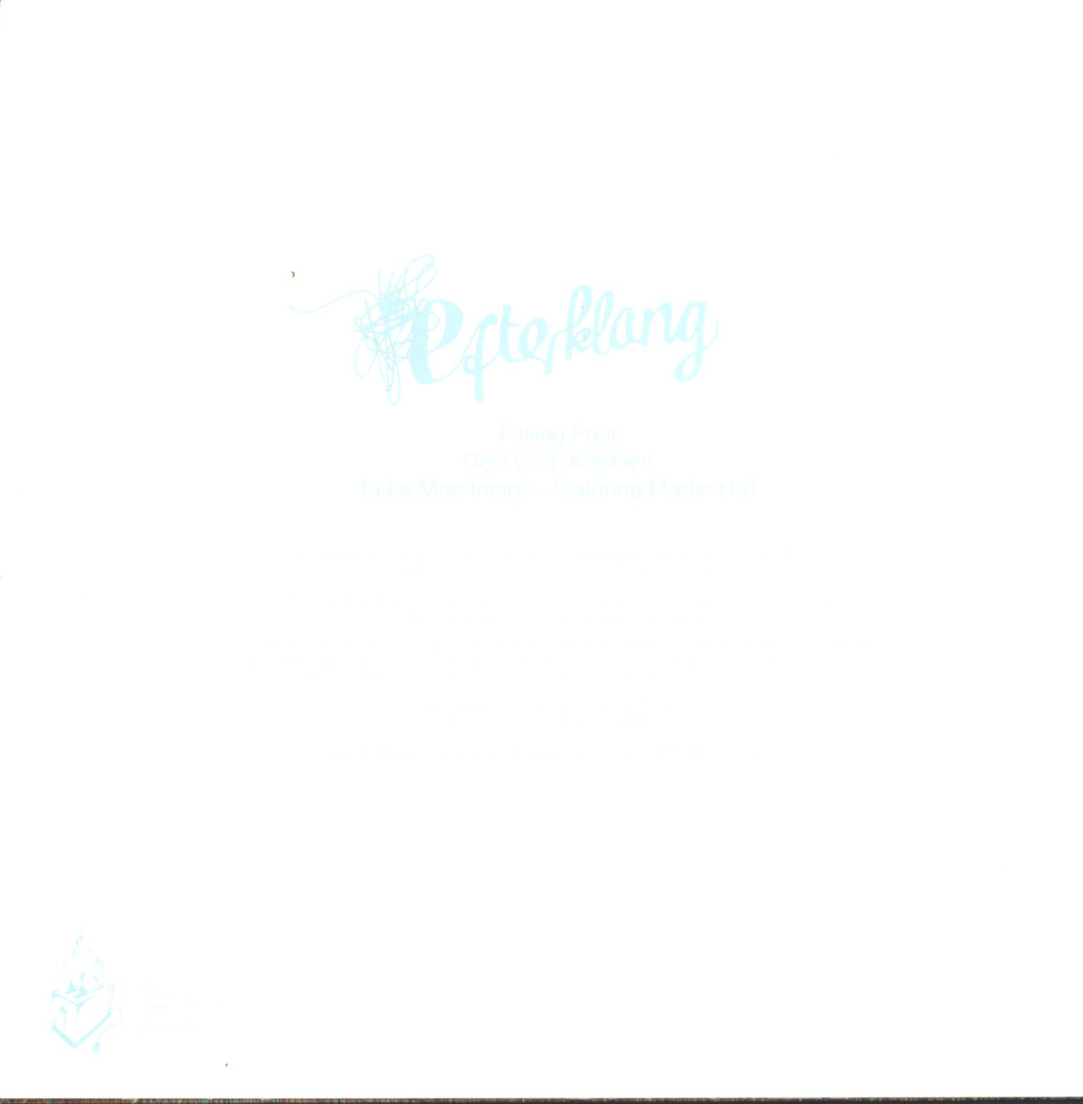Efterklang: One Sided LP, LP (Vinyl)