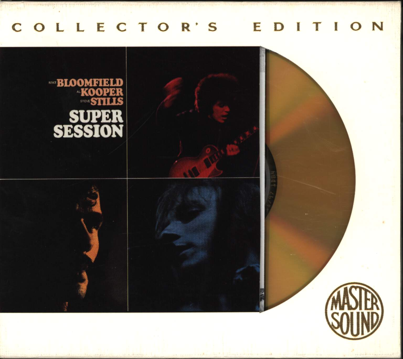 Mike Bloomfield: Super Session, CD