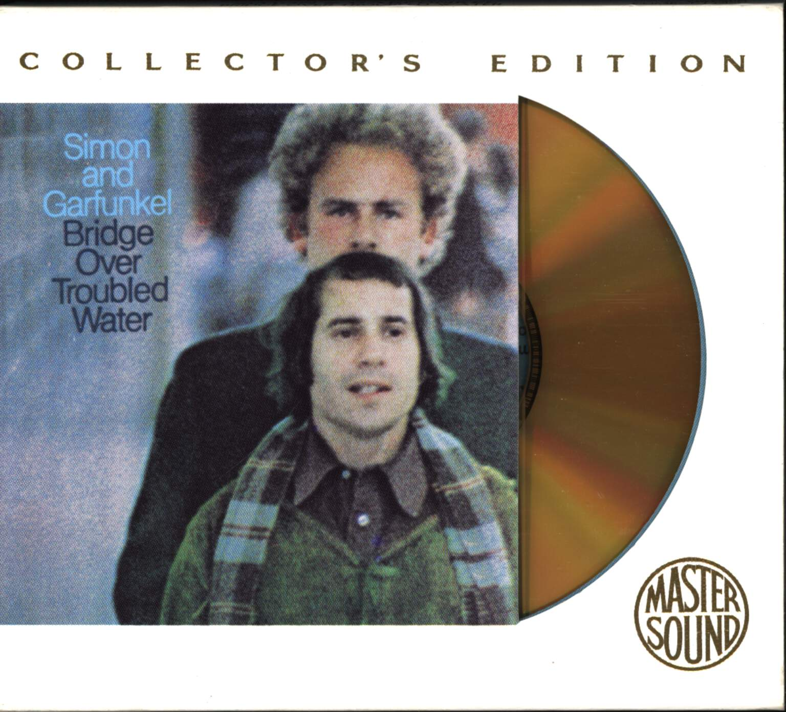 Simon & Garfunkel: Bridge Over Troubled Water, CD