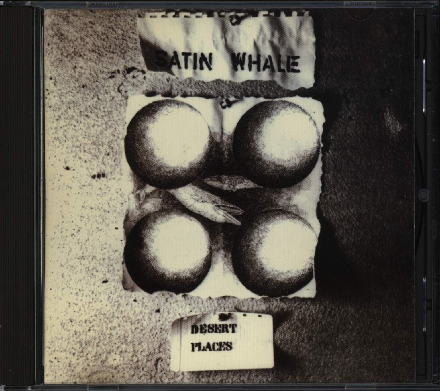 Satin Whale: Desert Places, CD