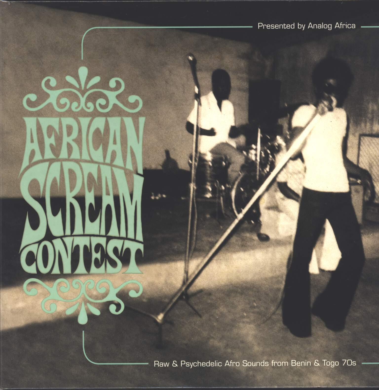 Various: African Scream Contest, LP (Vinyl)