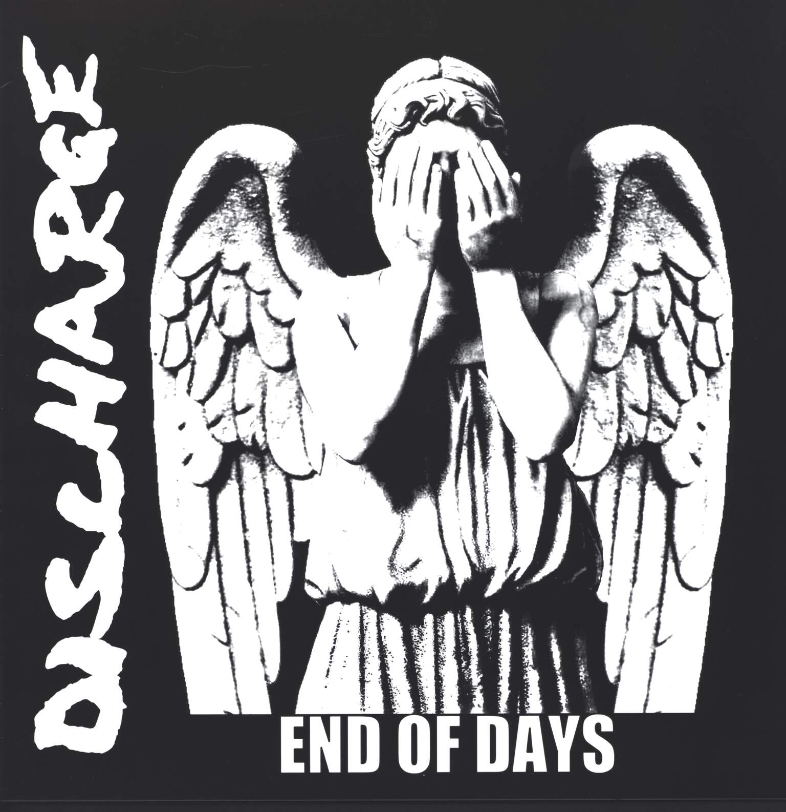 Discharge: End Of Days, LP (Vinyl)