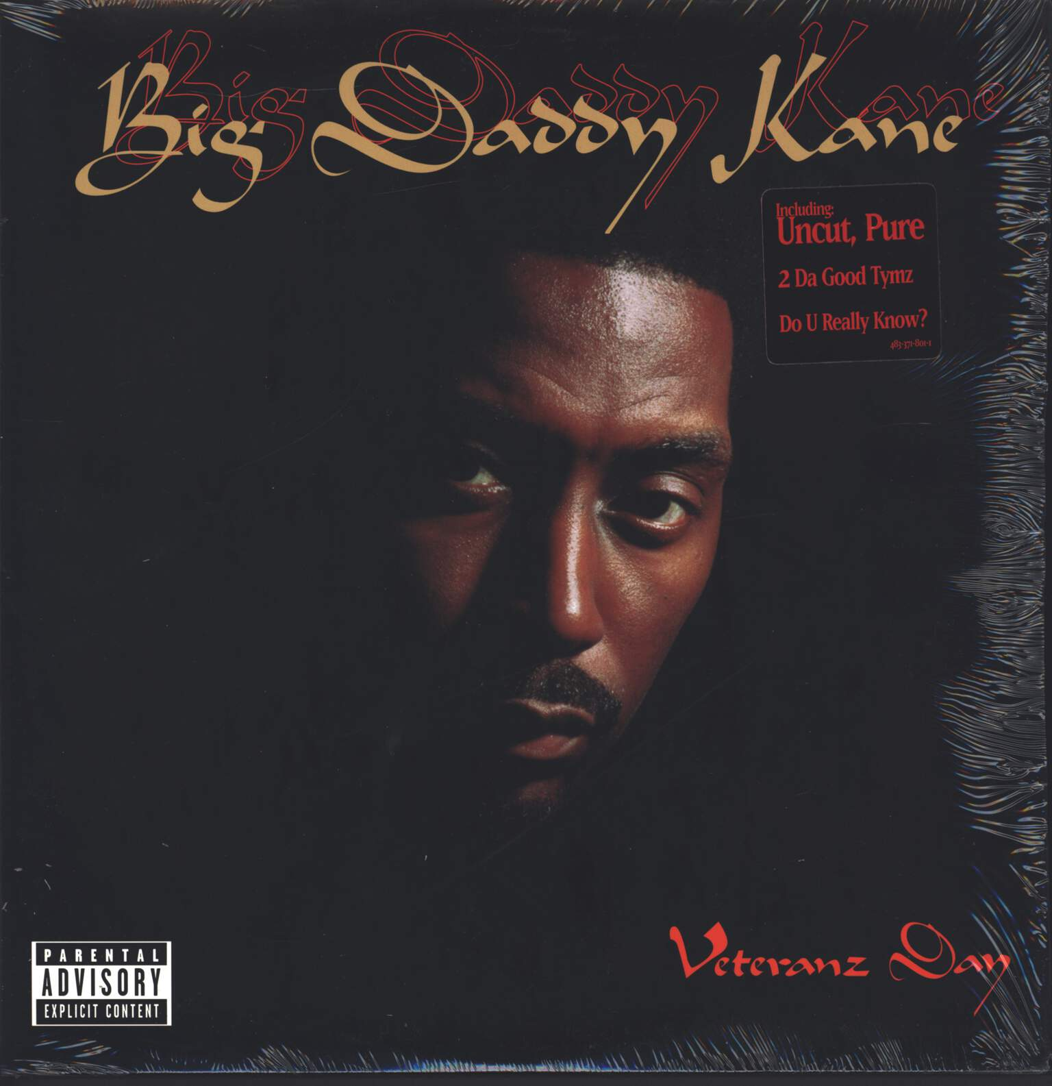 Big Daddy Kane: Veteranz Day, LP (Vinyl)