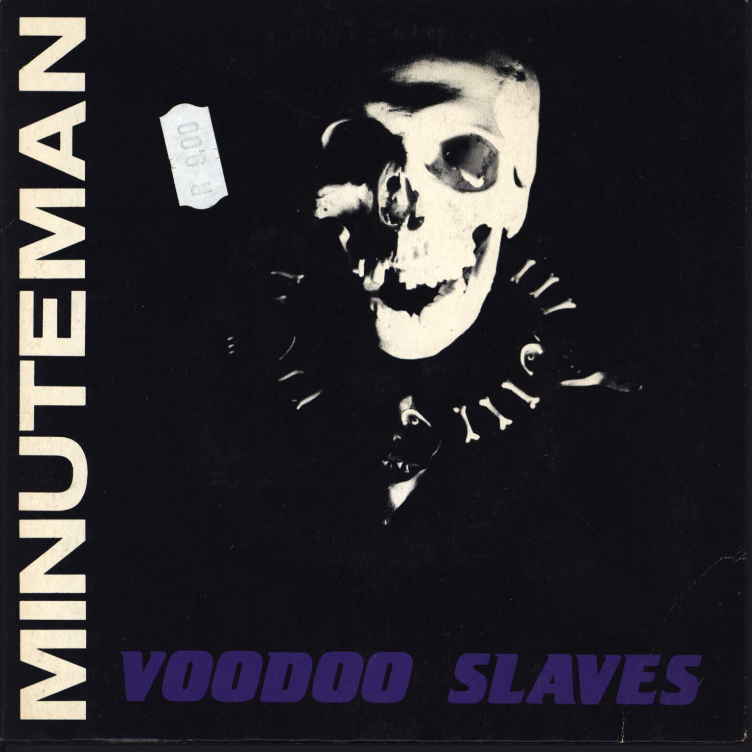 "Minuteman: Voodoo Slaves, 7"" Single (Vinyl)"