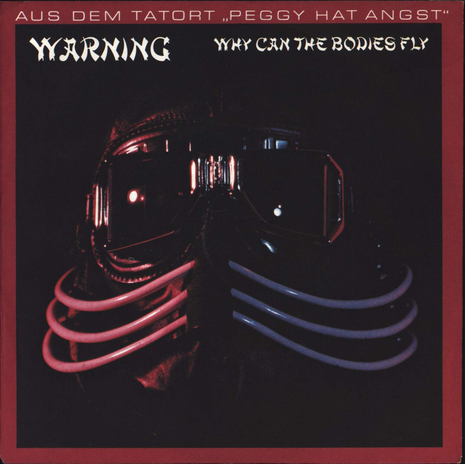 "Warning: Why Can The Bodies Fly, 7"" Single (Vinyl)"