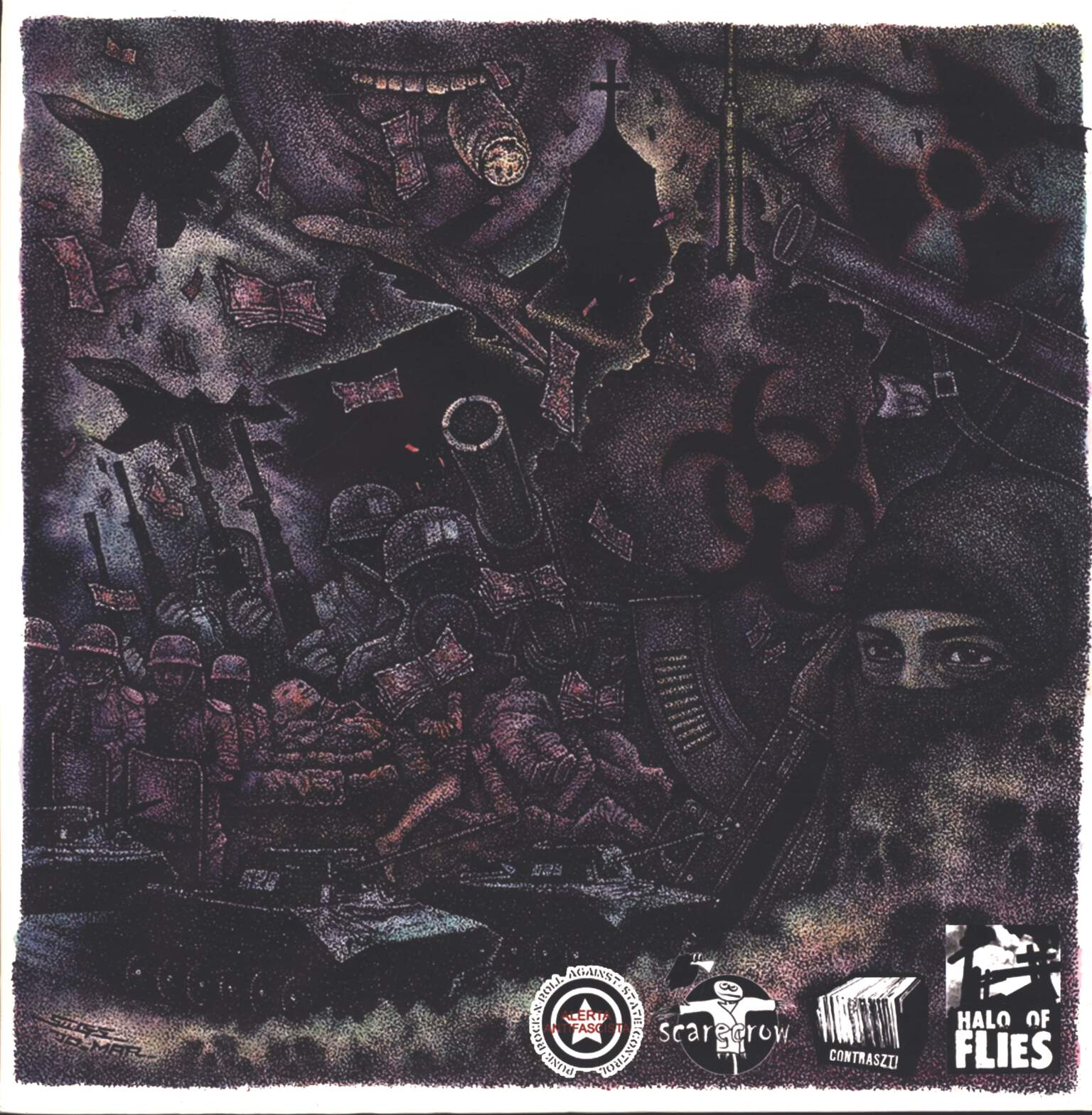 Masakari: The Profit Feeds, LP (Vinyl)