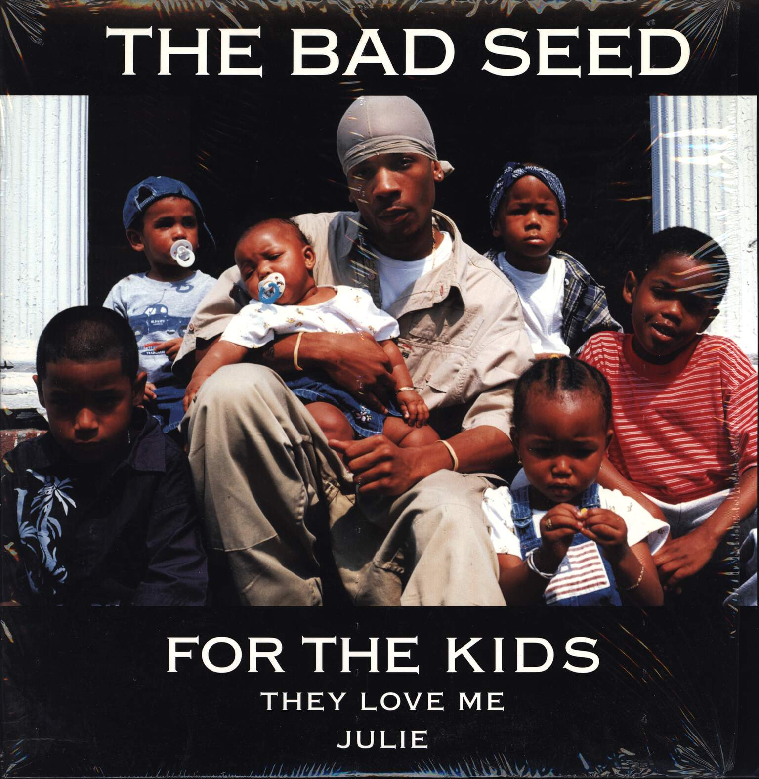 "The Bad Seed: For The Kids, 12"" Maxi Single (Vinyl)"