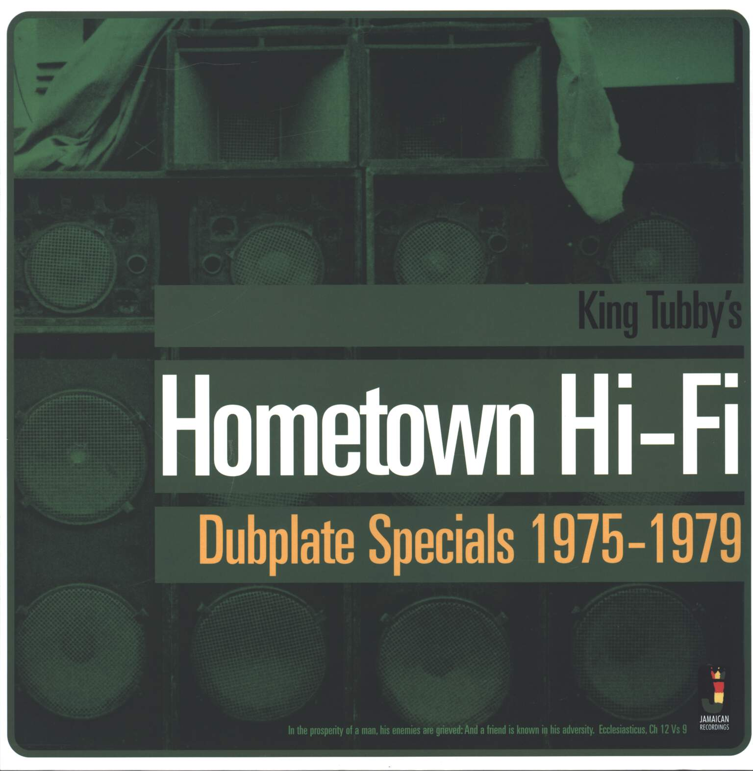 King Tubby: King Tubby's Hometown Hi-Fi (Dubplate Specials 1975-1979), LP (Vinyl)