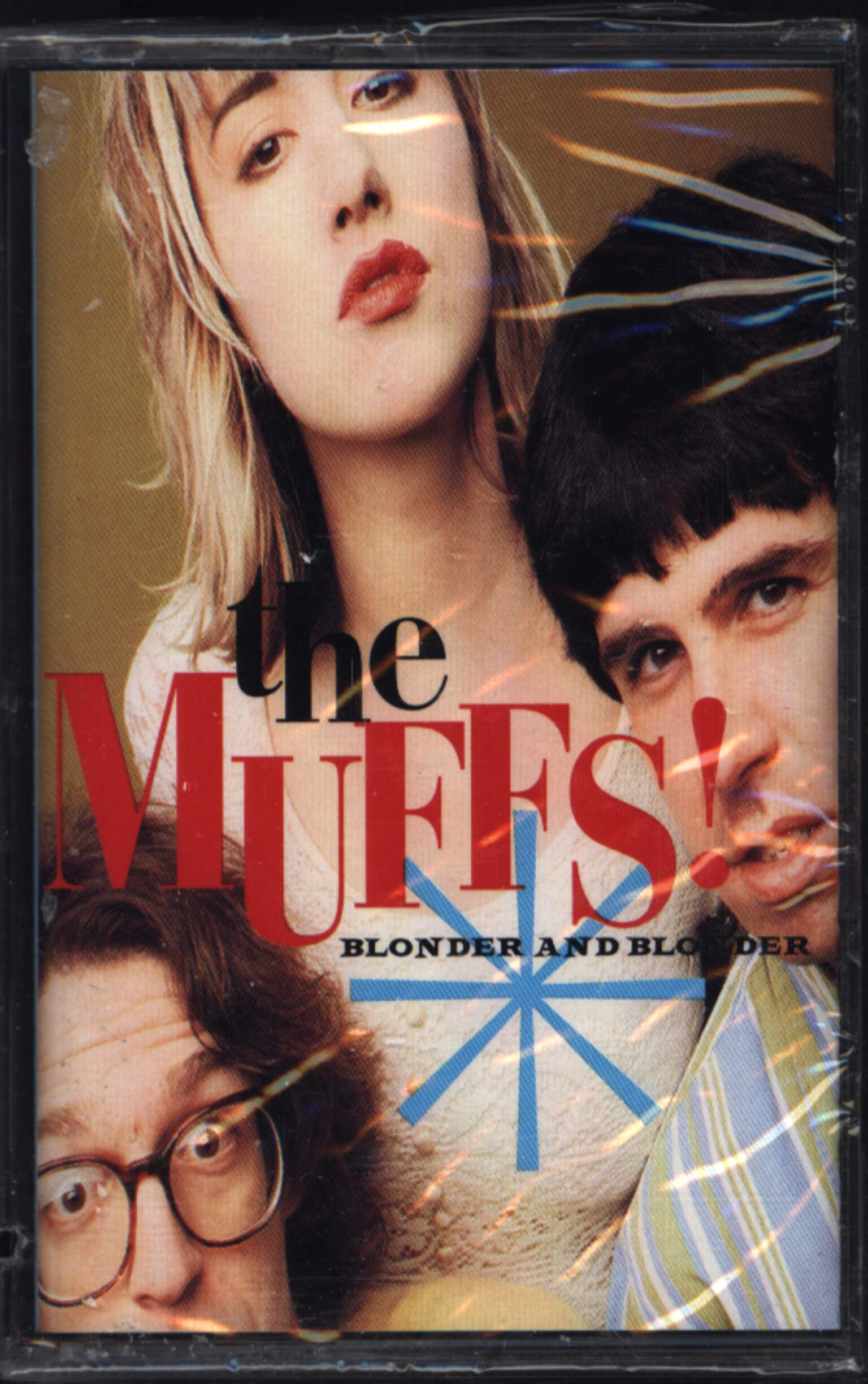 The Muffs: Blonder And Blonder, Compact Cassette