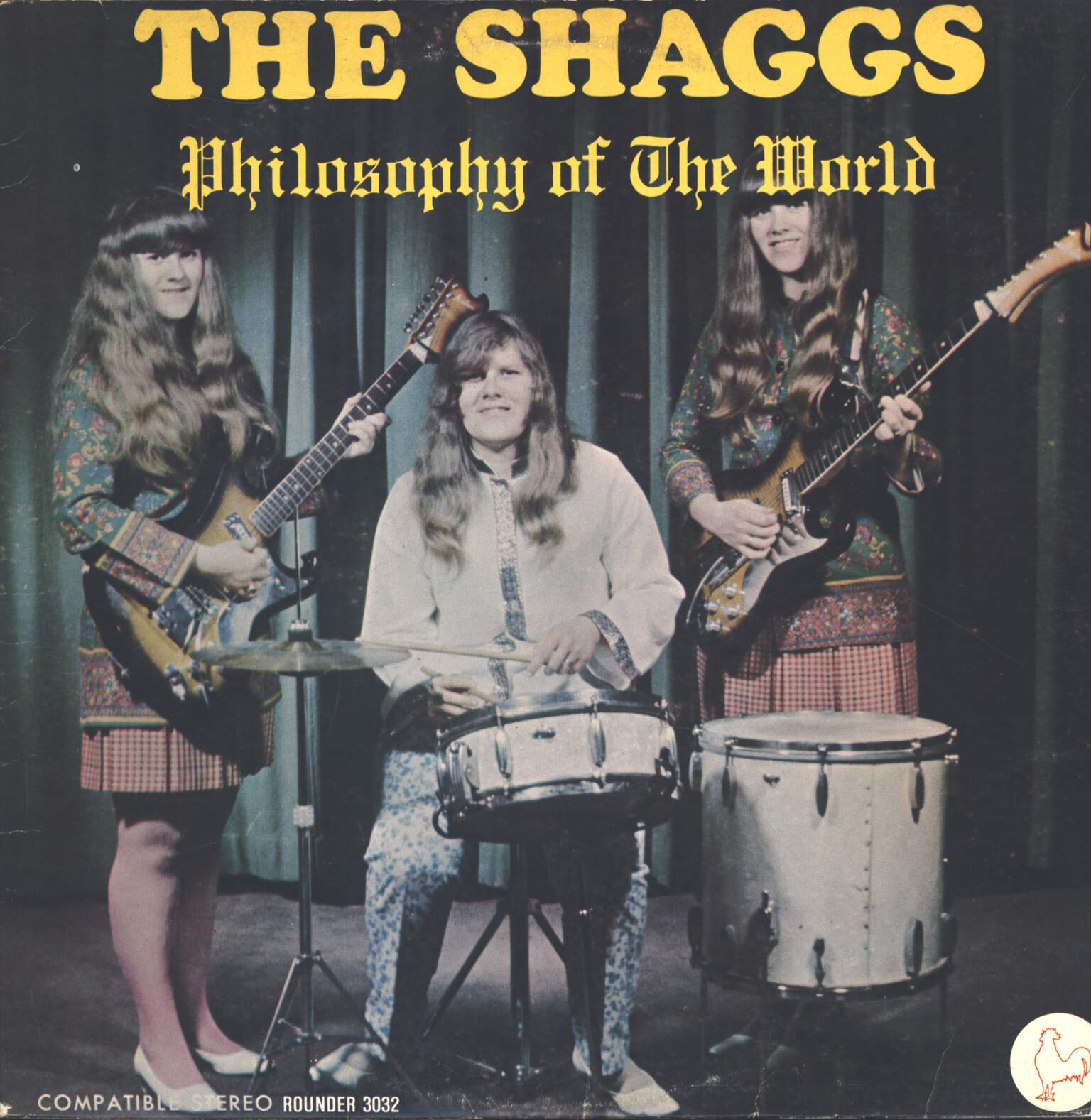 The Shaggs: Philosophy Of The World, LP (Vinyl)