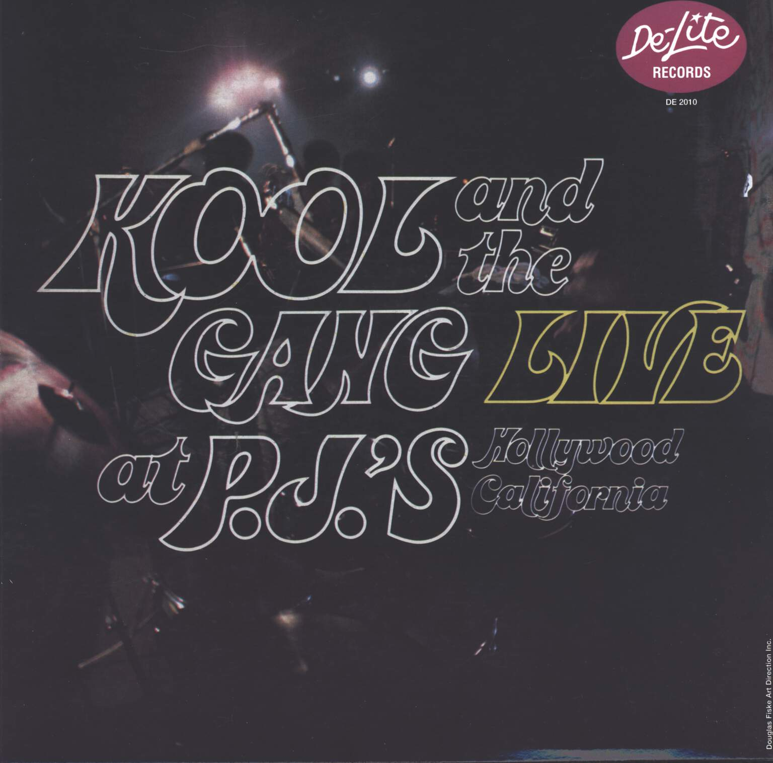 Kool & the Gang: Live At P.J.'s, LP (Vinyl)