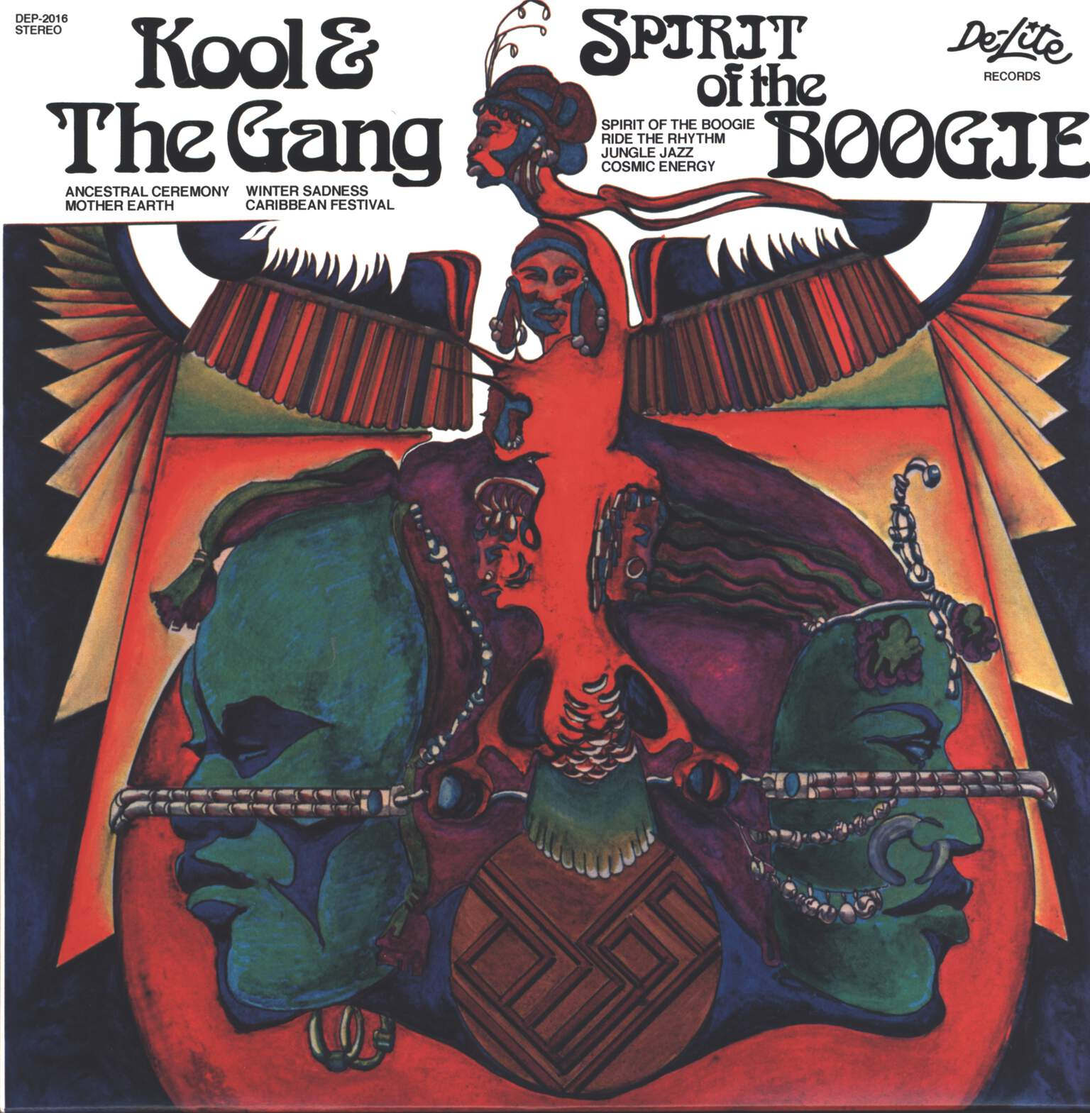 Kool & the Gang: Spirit Of The Boogie, LP (Vinyl)