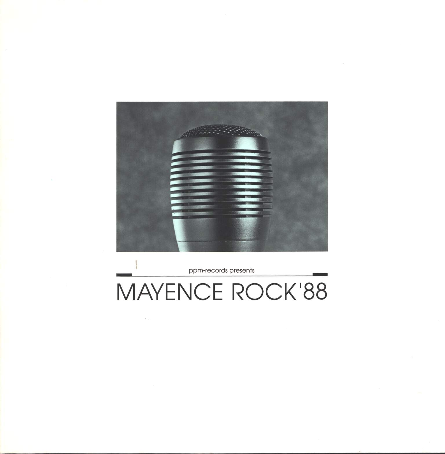 Various: Mayence Rock '88, LP (Vinyl)